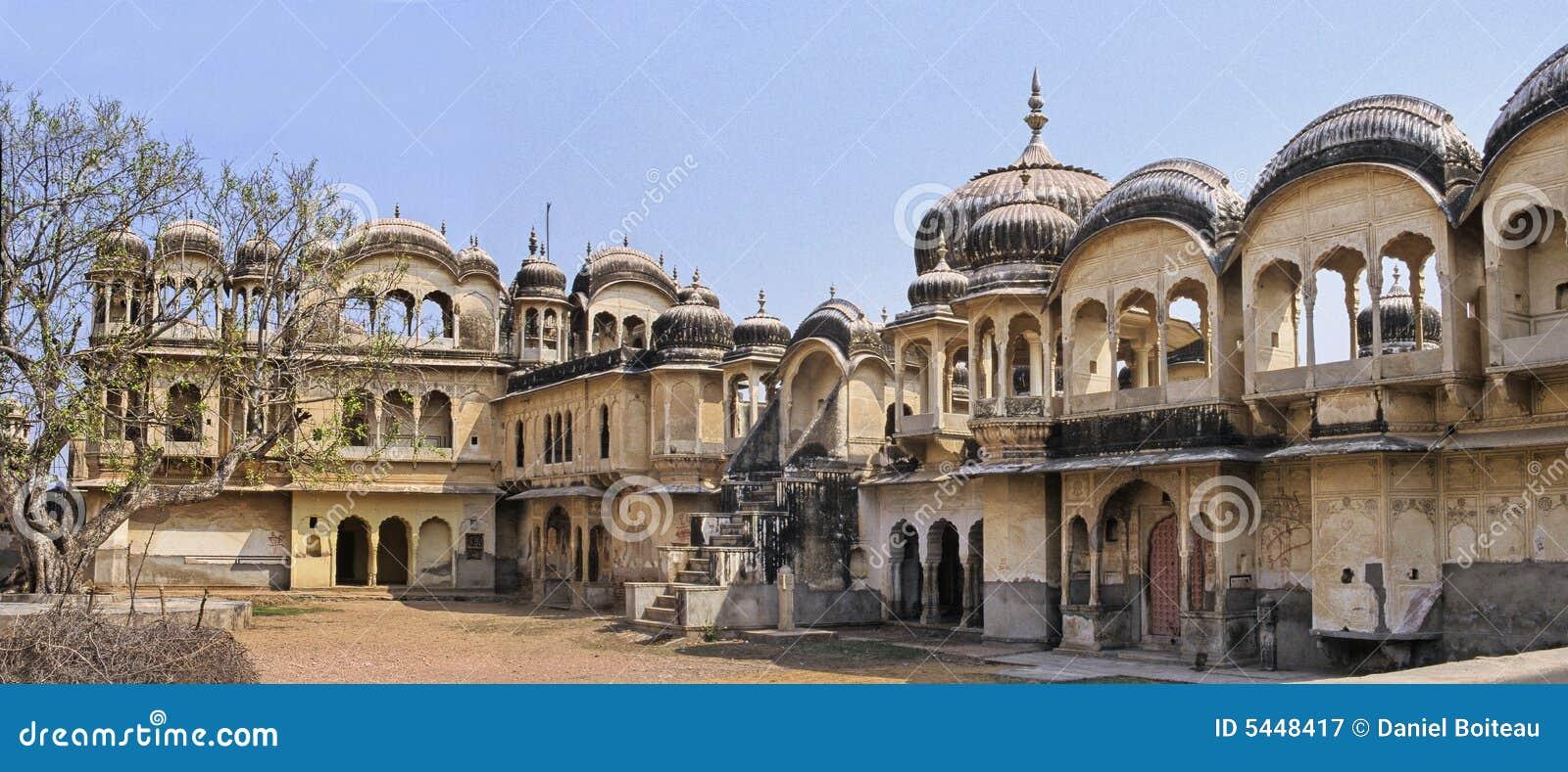 Het paleis van Shekhawati