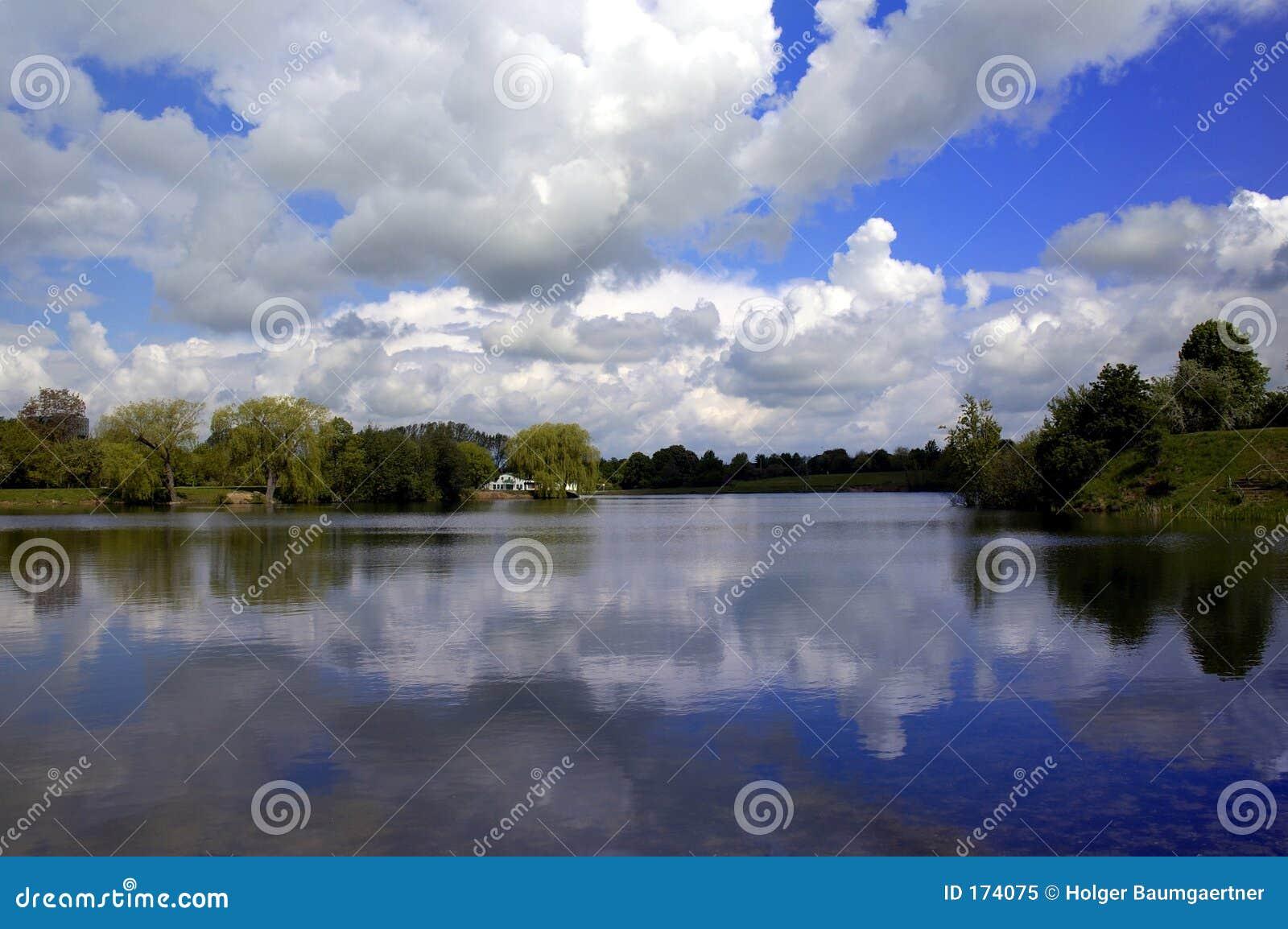 Het paradijs van wolken