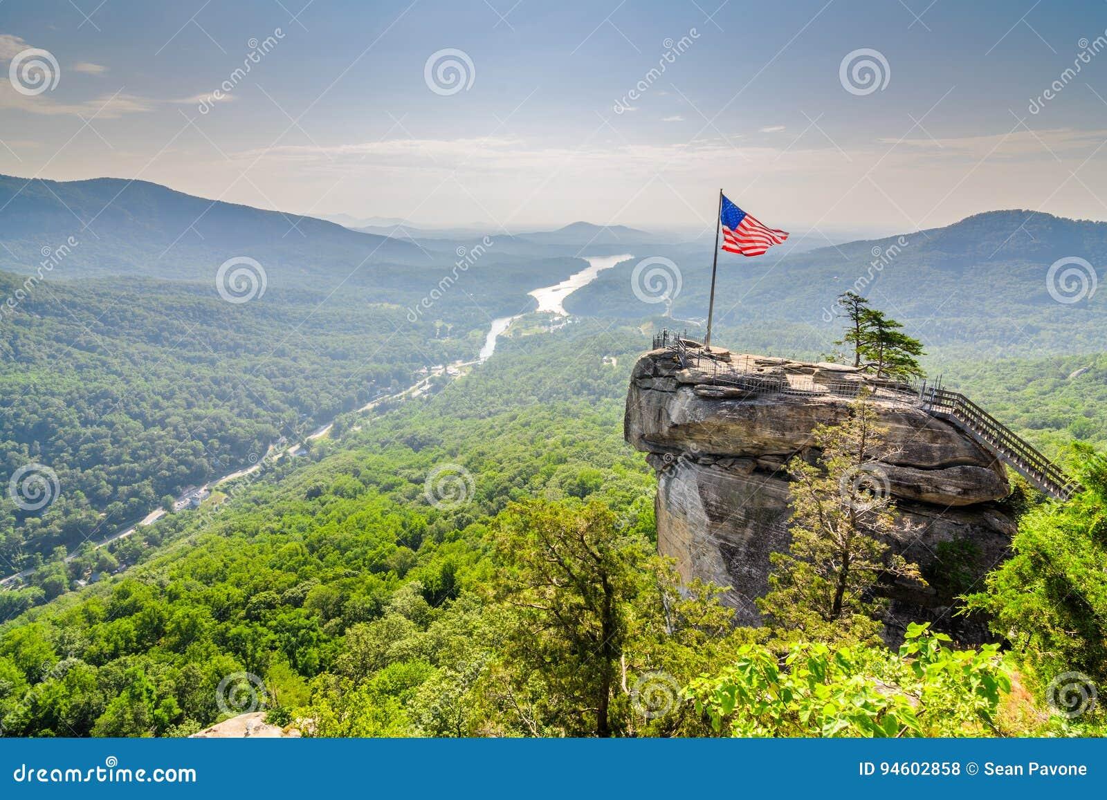 Het Park van de Staat van de schoorsteenrots