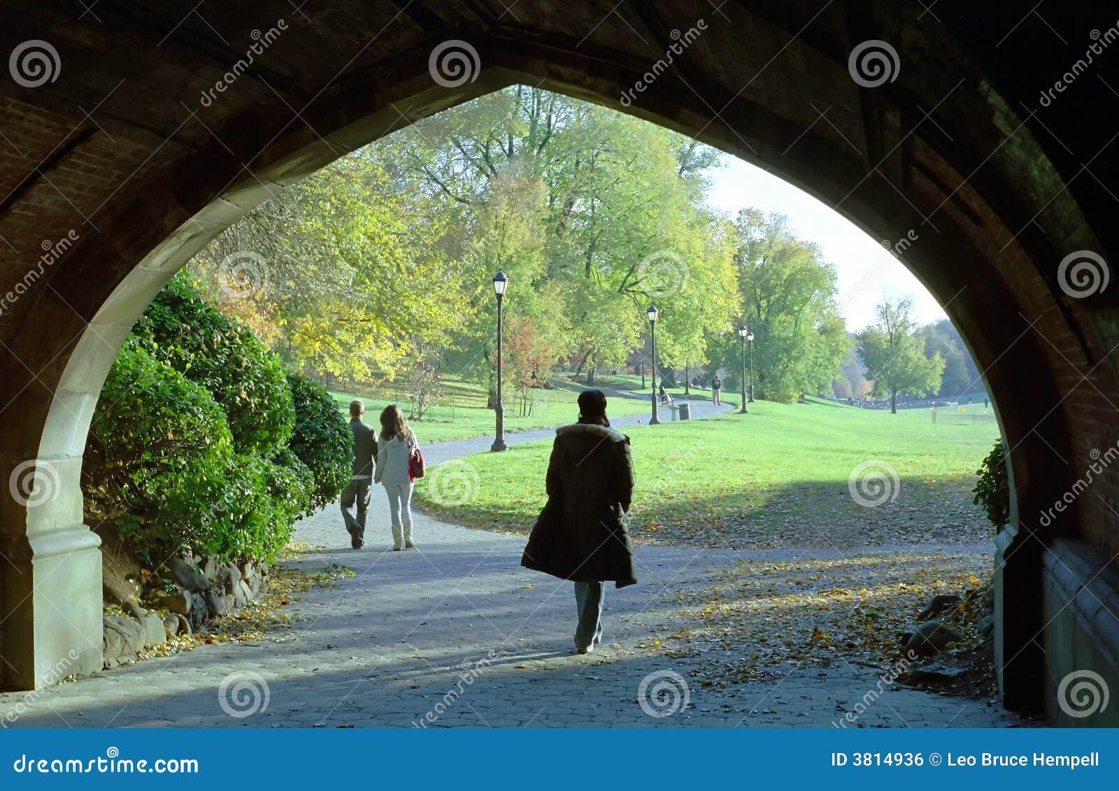 Het Park van het vooruitzicht, NY van Brooklyn.