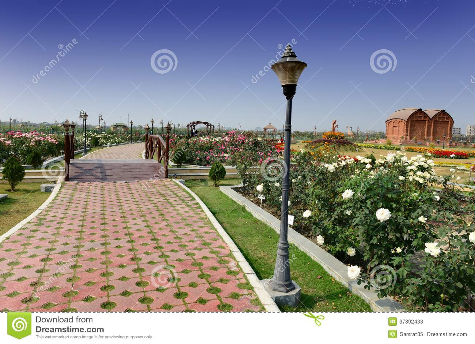 Het Park van Kolkataeco