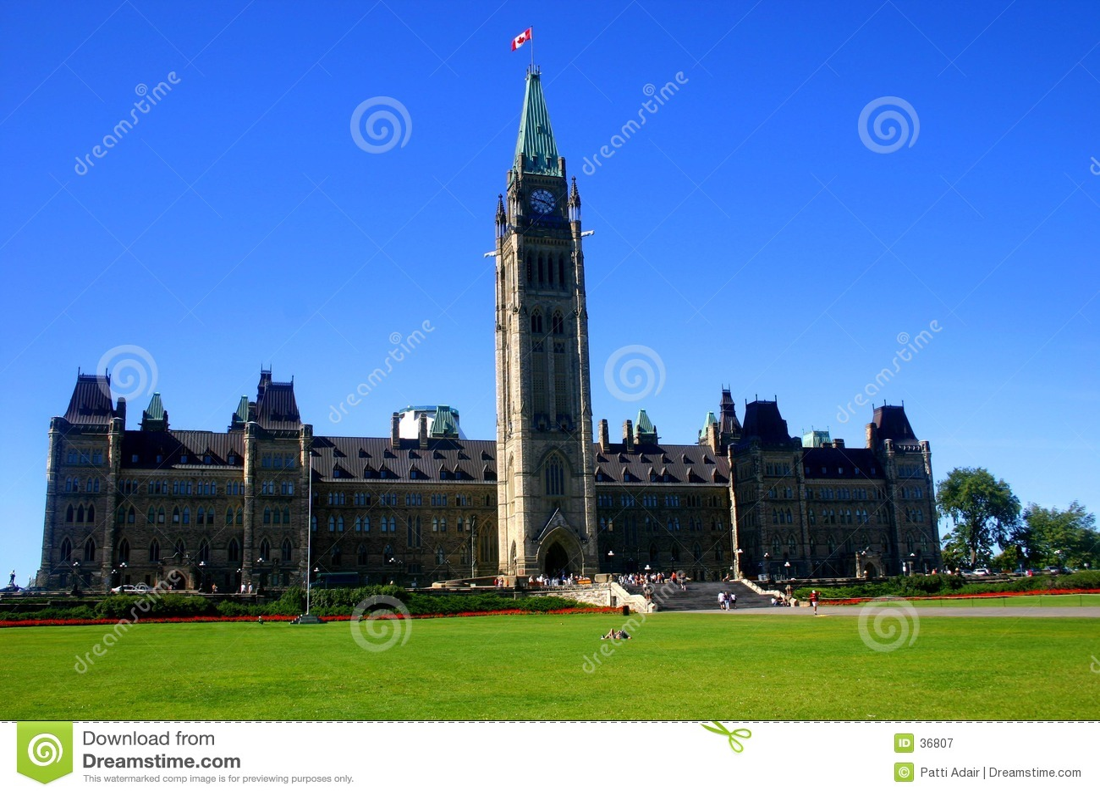 Het Parlement van Canada
