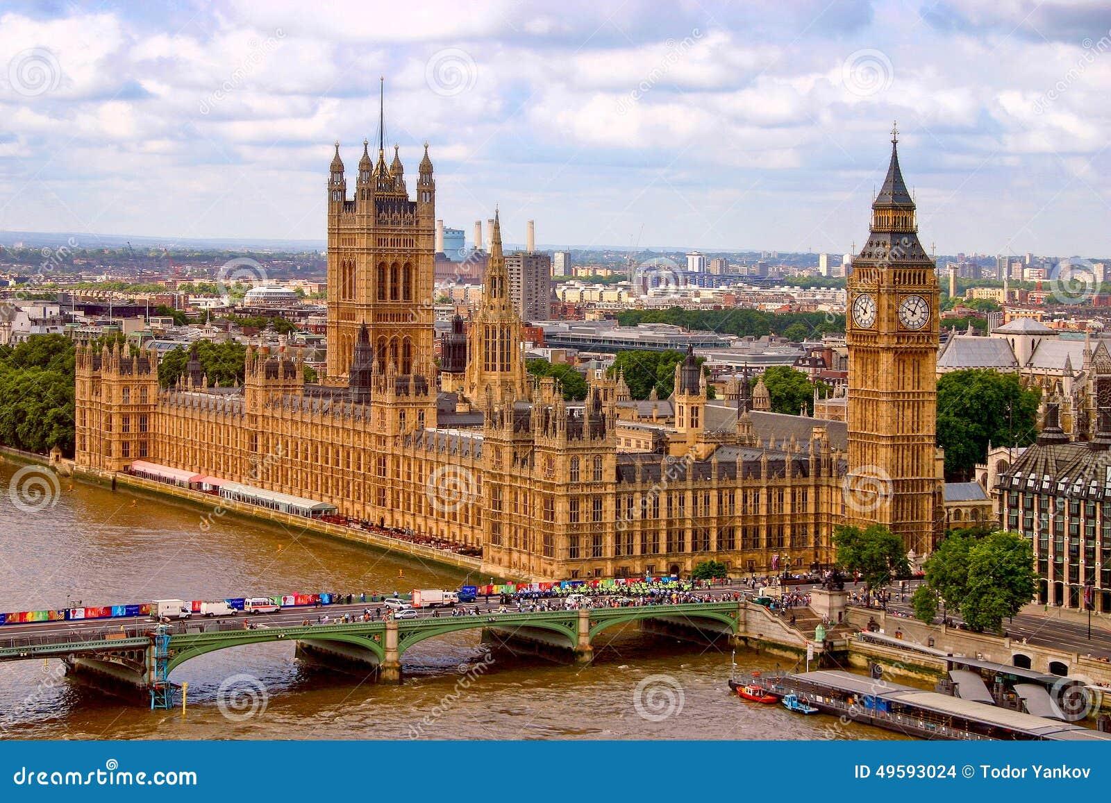 Het Parlement van Londen