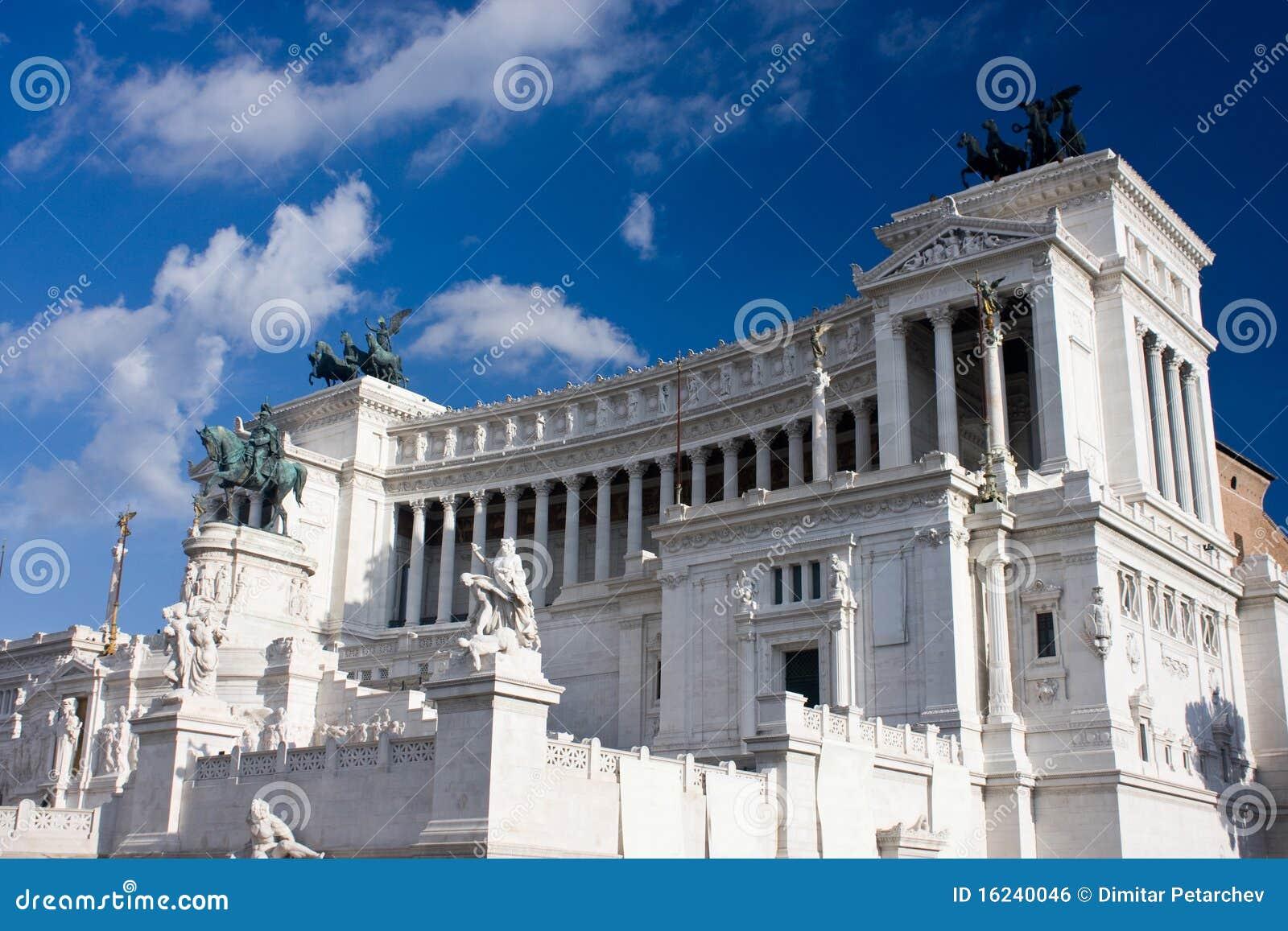 Het parlement van rome stock foto afbeelding bestaande for Roma parlamento