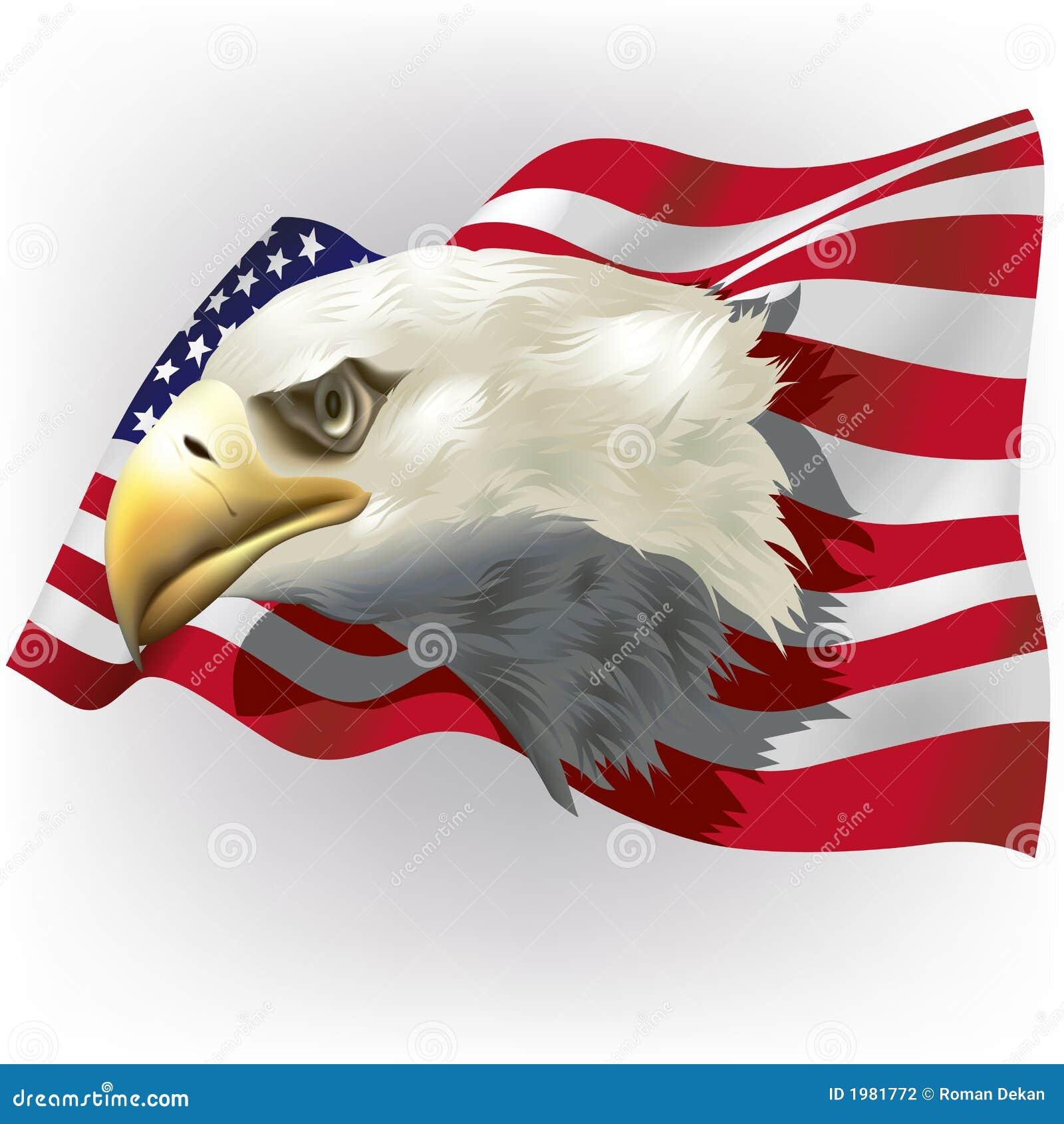 Het Patriottische thema van de V.S.