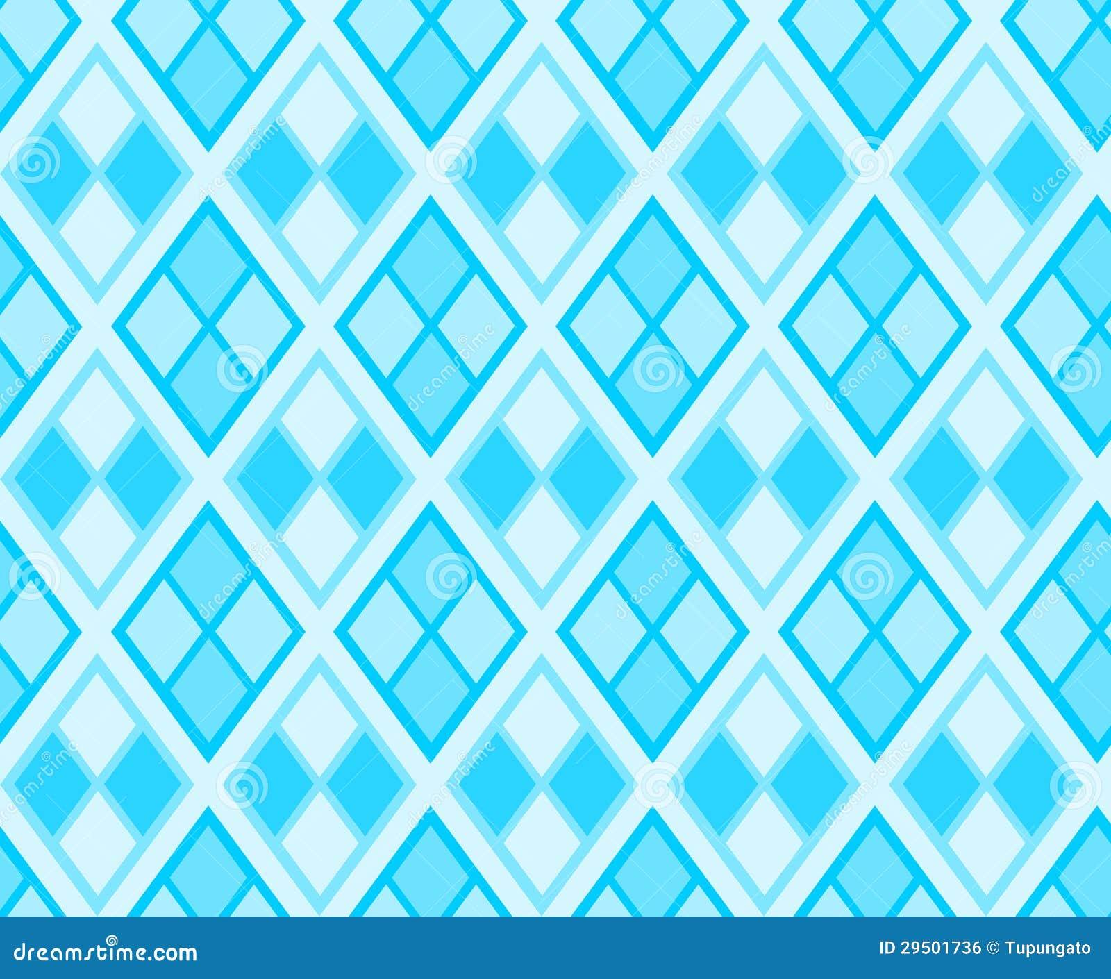 Het patroon van de diamant
