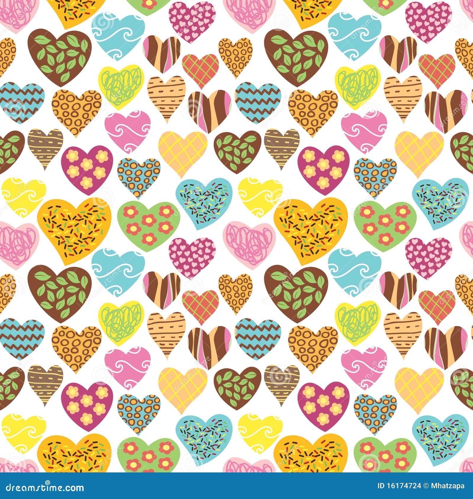 Het patroon van de liefde