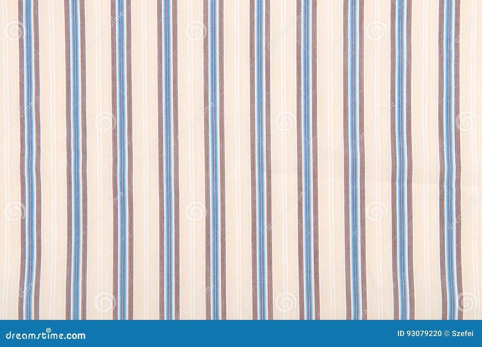 Het patroon van de strepenstof