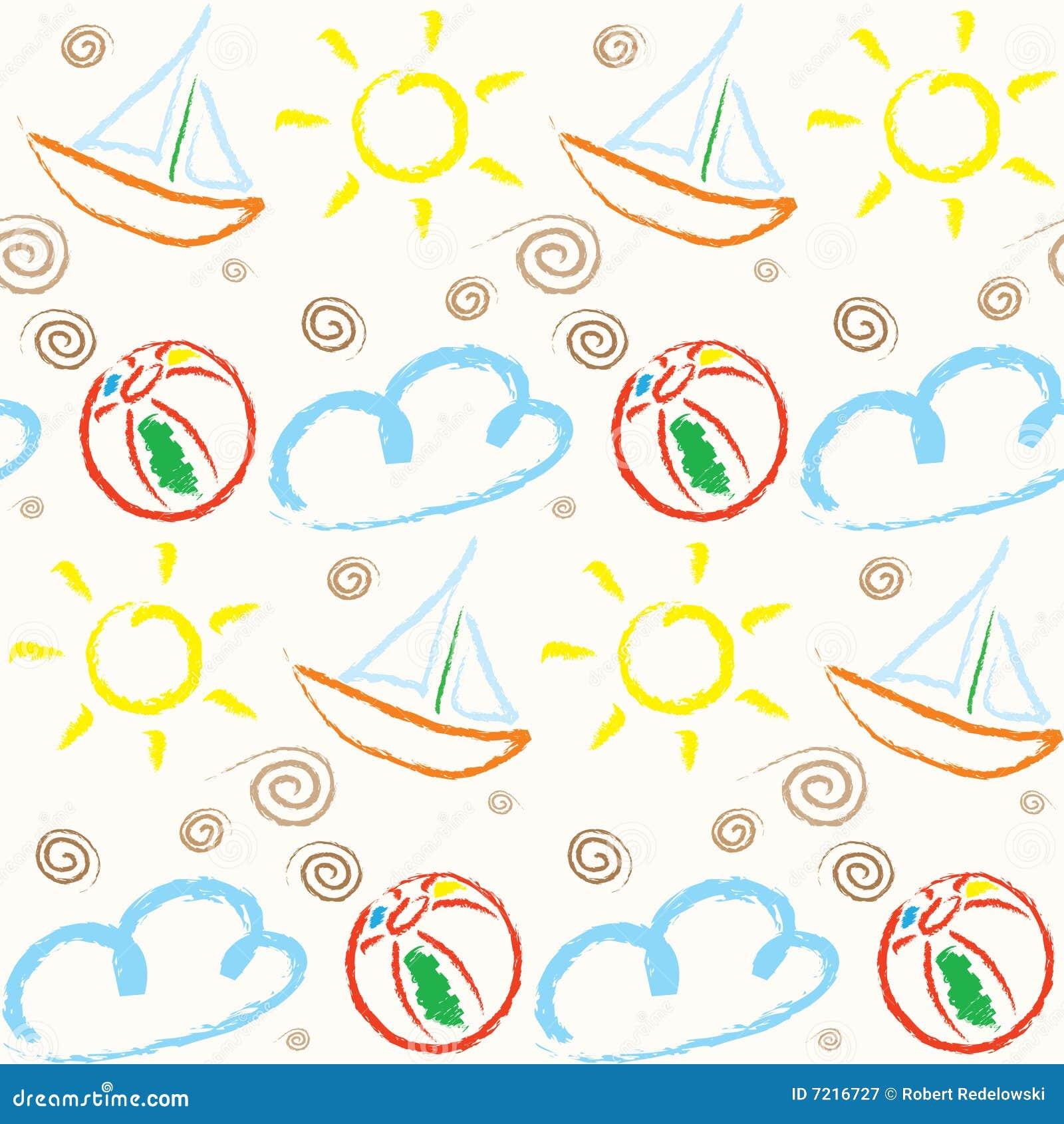 Het Patroon van de zomer