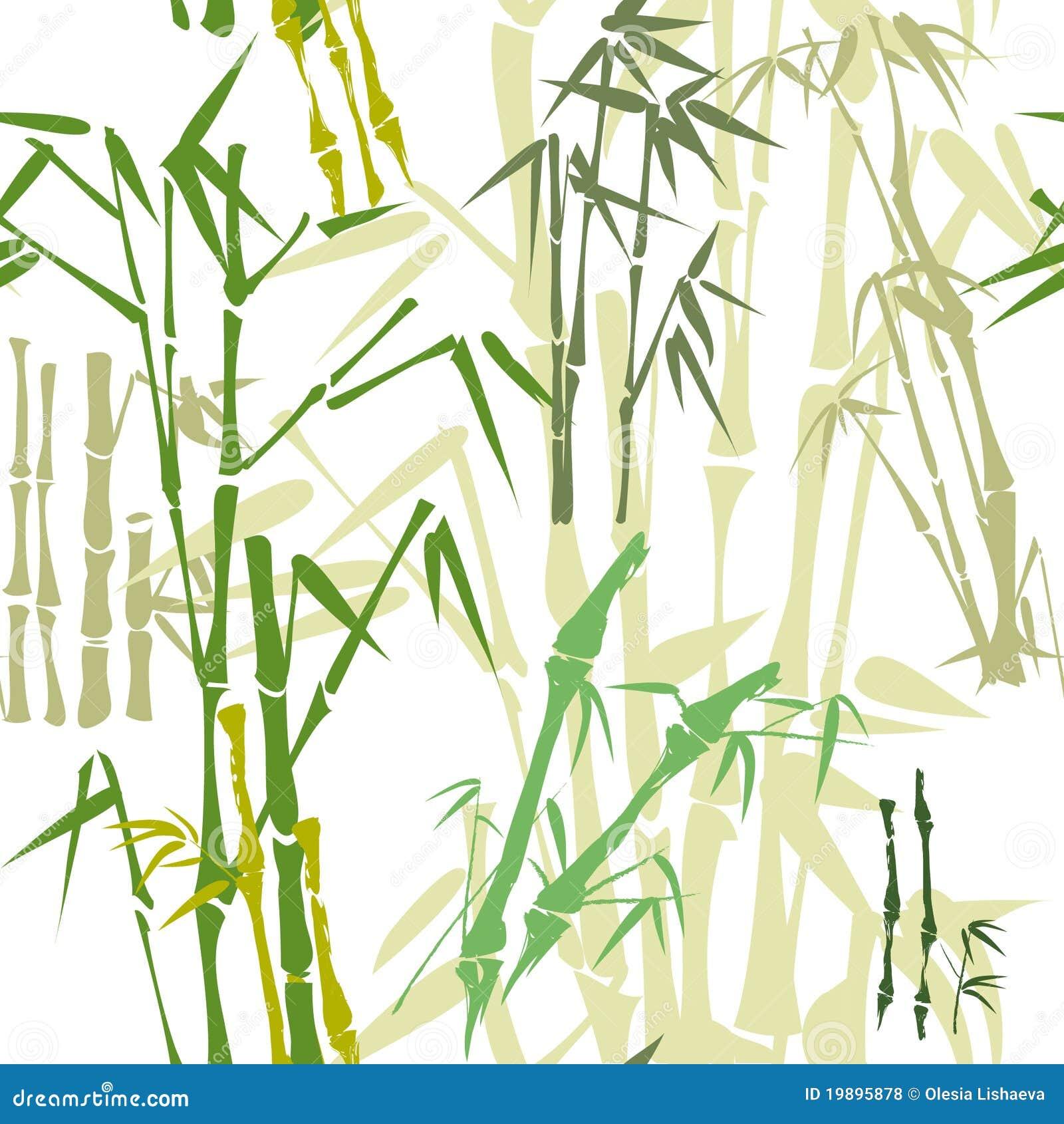 Het patroon van het bamboe achtergrond royalty vrije stock foto 39 s beeld 19895878 - Groen behang van het water ...