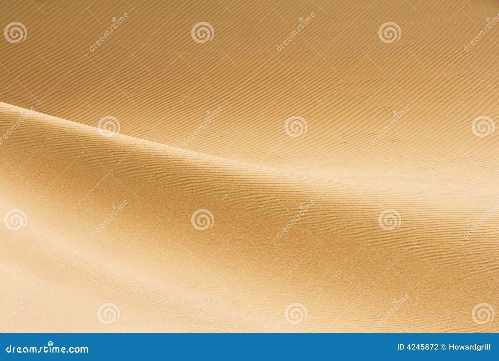 Het Patroon van het Duin van het zand