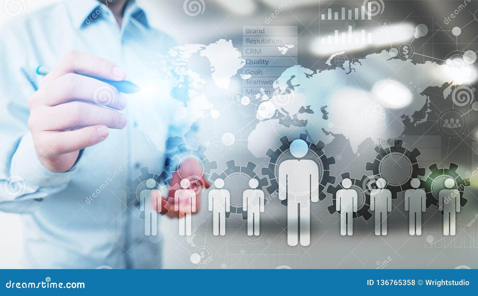 Het personeel, u-beheer, Rekrutering, Talent wilde, Werkgelegenheids Bedrijfsconcept