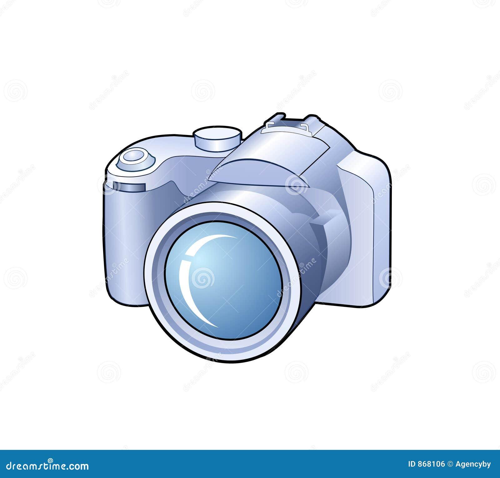 Het pictogram van de camera