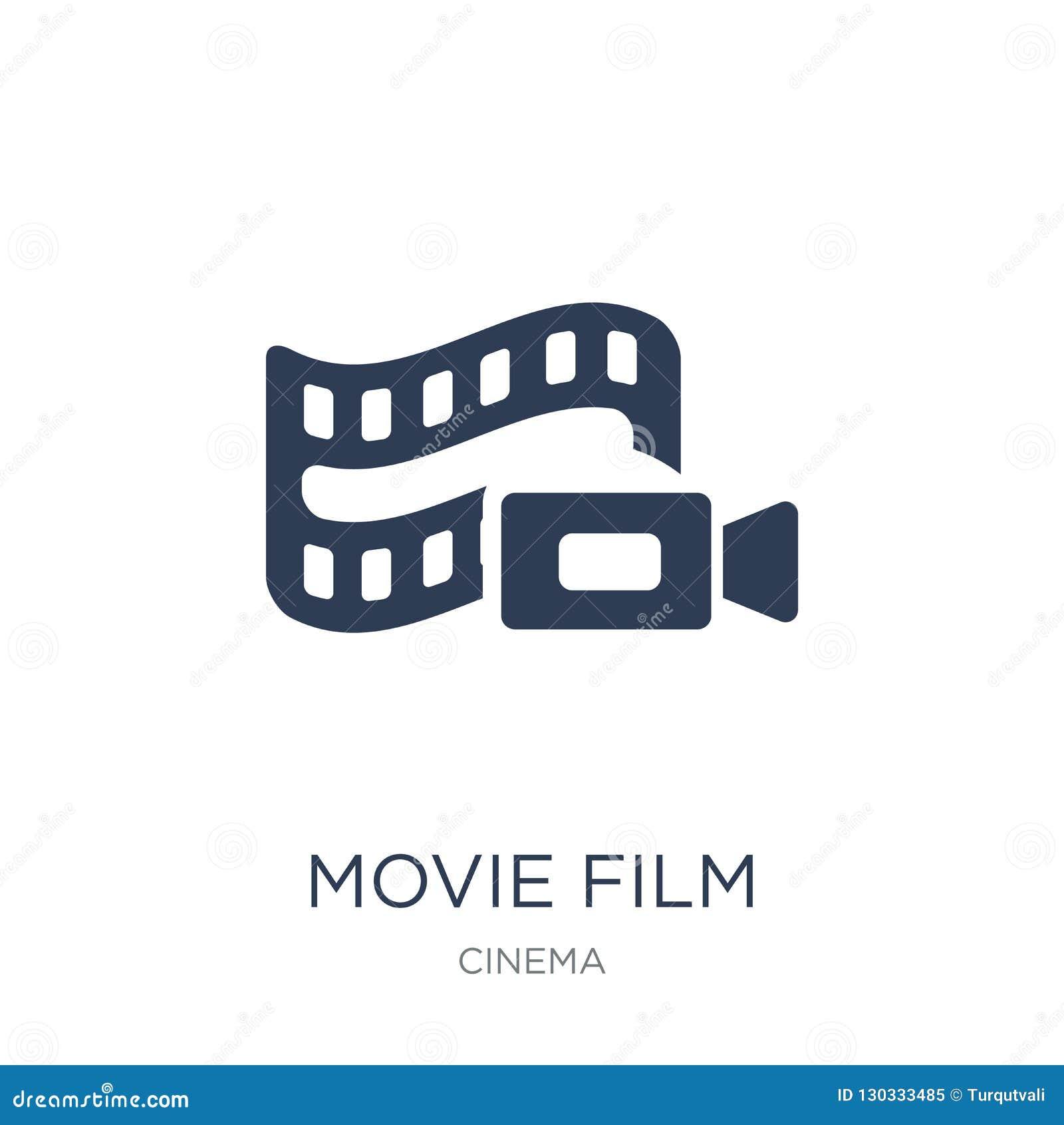 Het Pictogram van de filmfilm