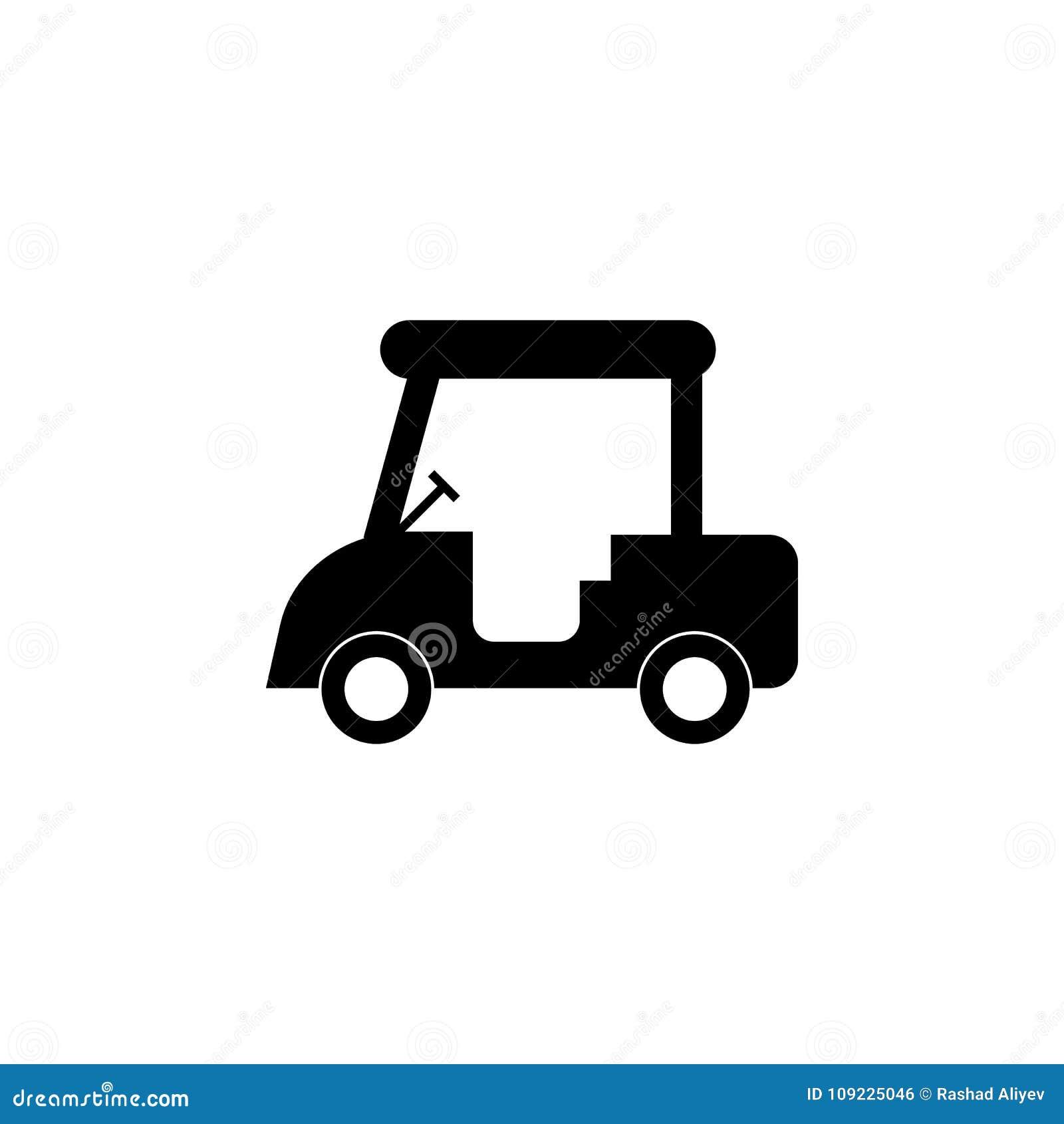 Het pictogram van de golfmachine Elementen van vervoerpictogram Grafisch het ontwerppictogram van de premiekwaliteit Tekens en sy