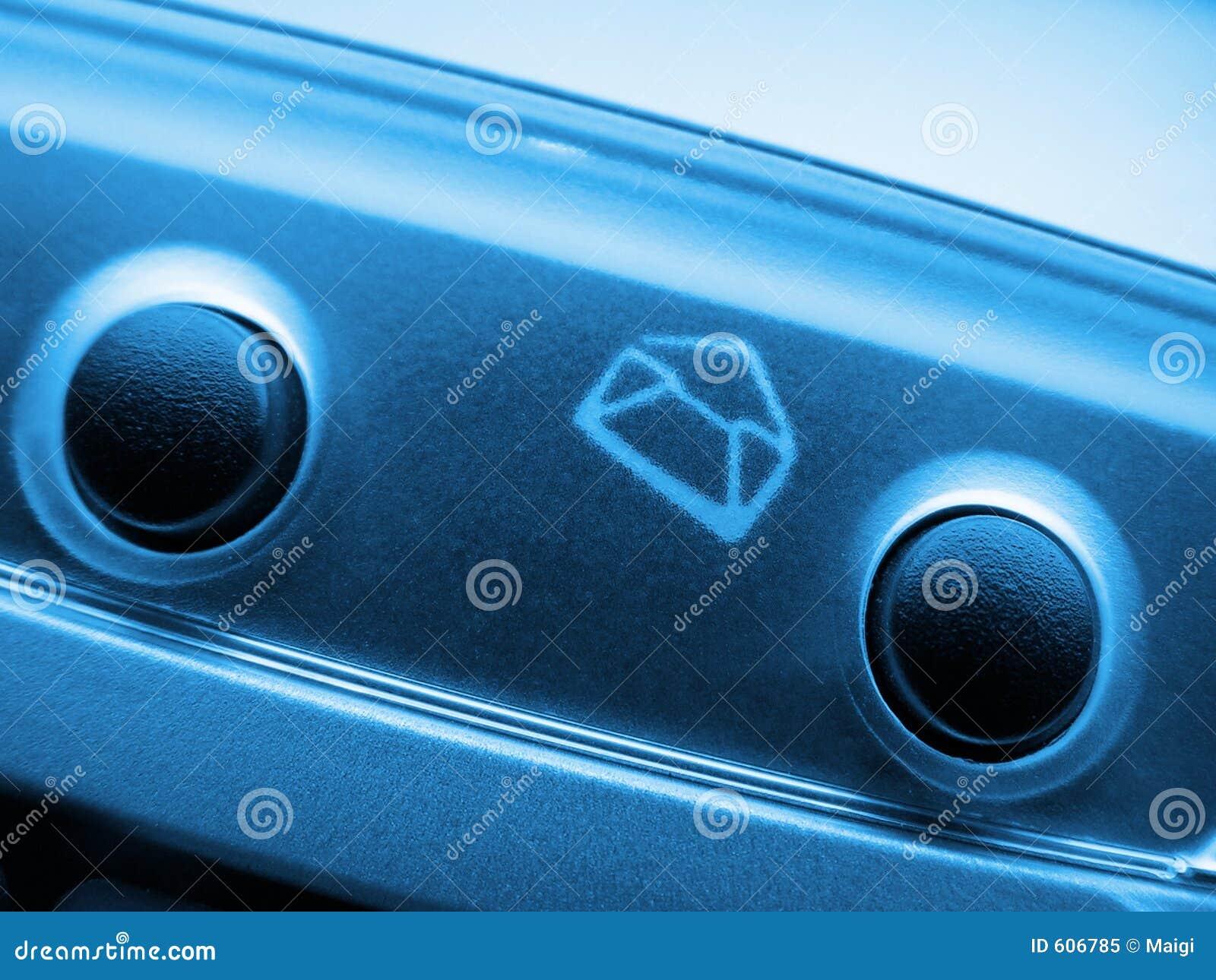 Het pictogram van de post op toetsenbord