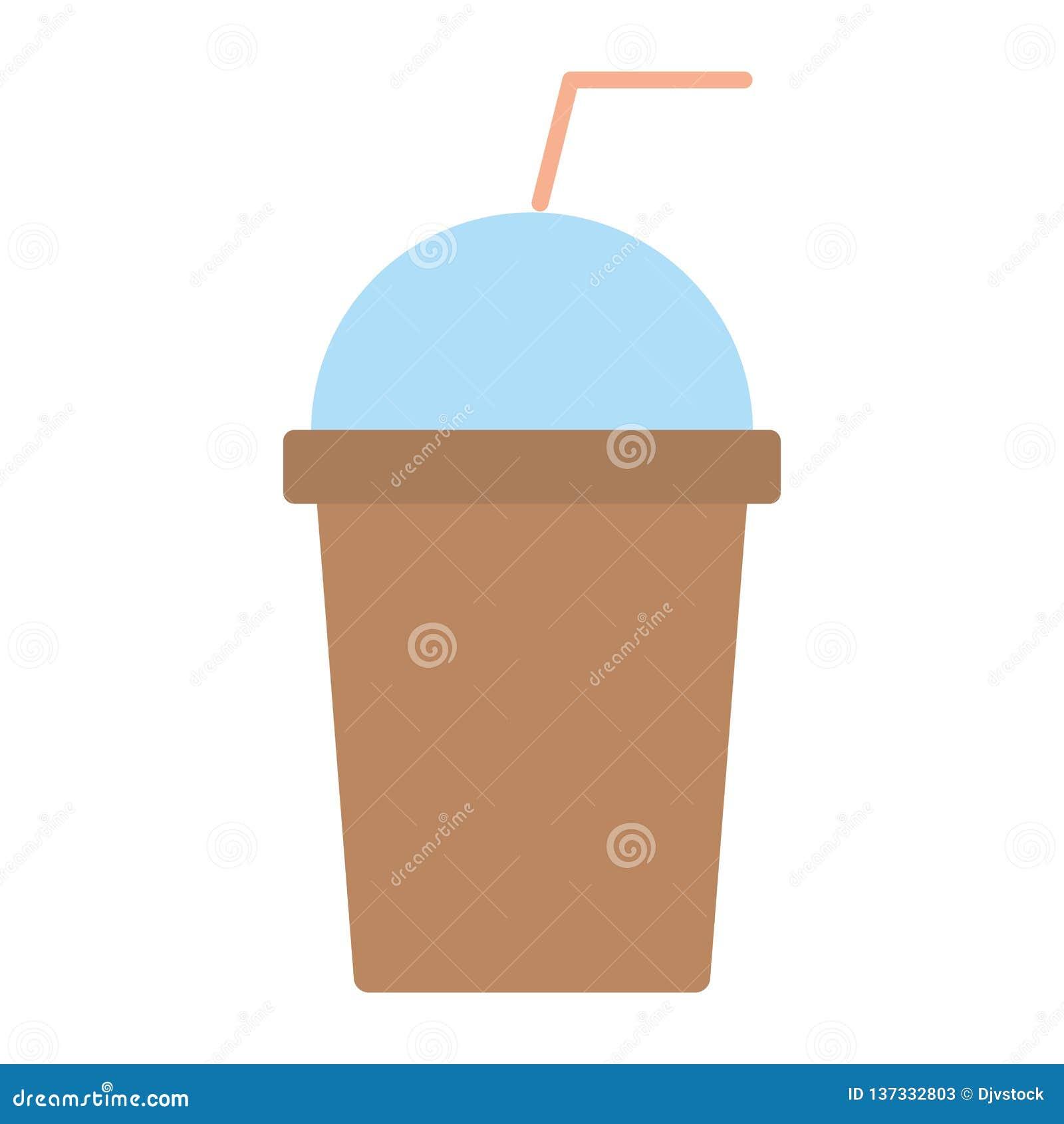 Het pictogram van de Smoothiedrank