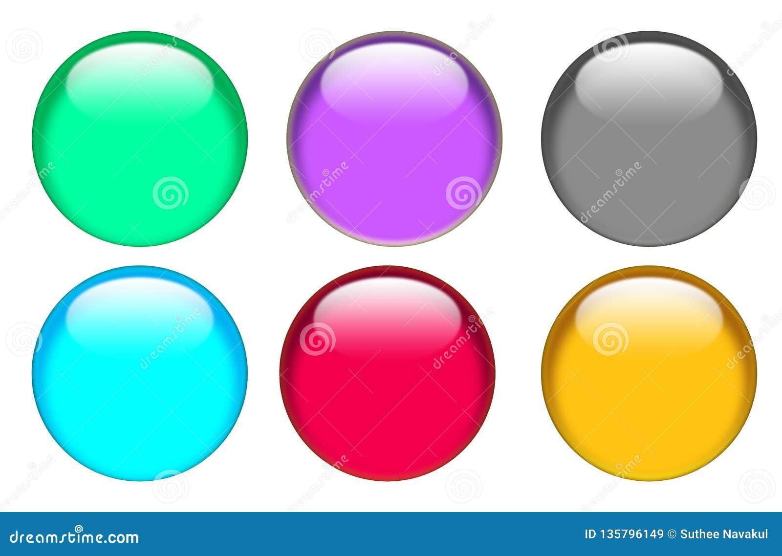 Het pictogram van de Webknoop op witte achtergrond knoop voor uw websiteontwerp, embleem, app, UI glazig knoop vastgesteld teken