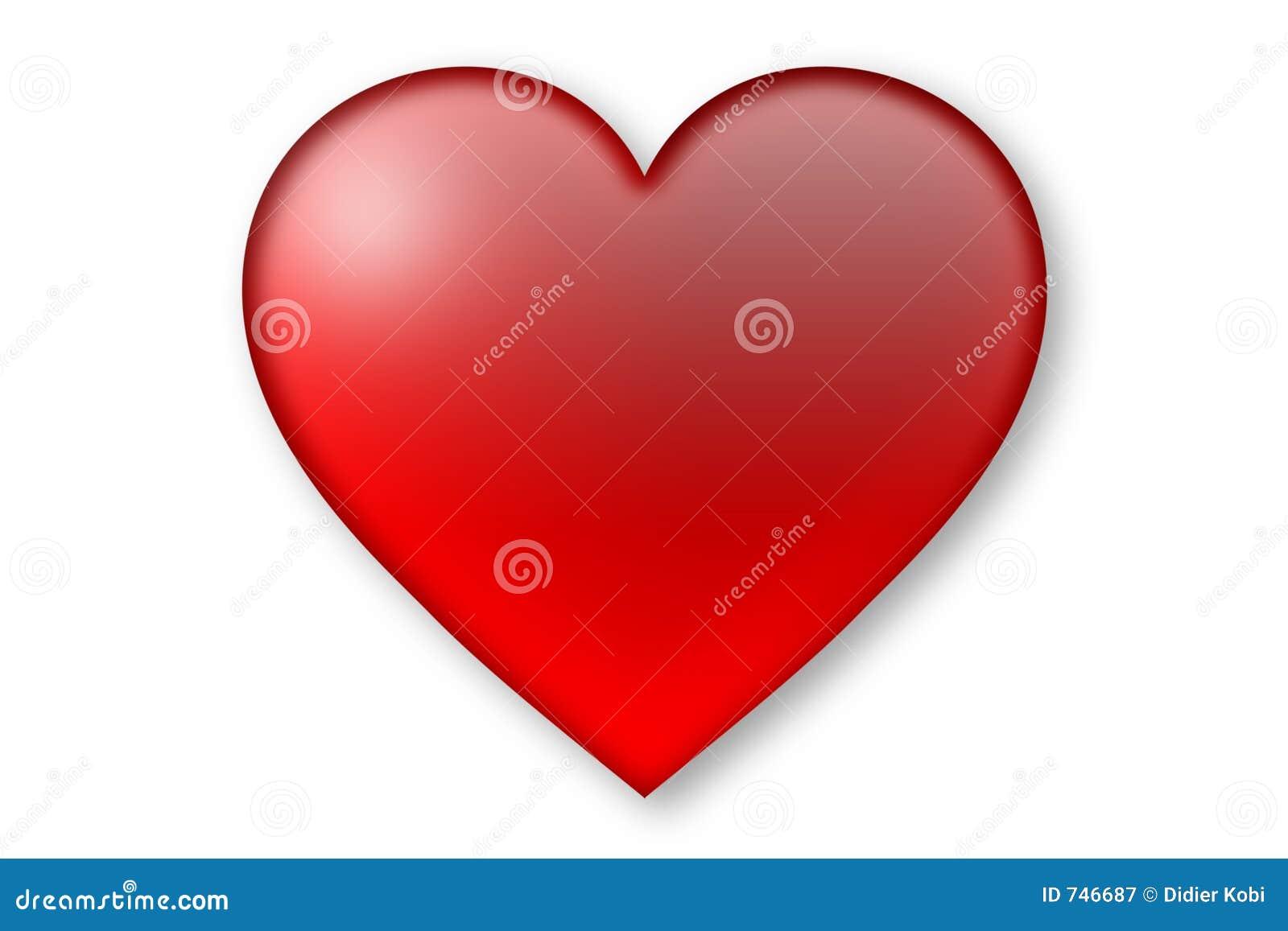 Het Pictogram van het hart