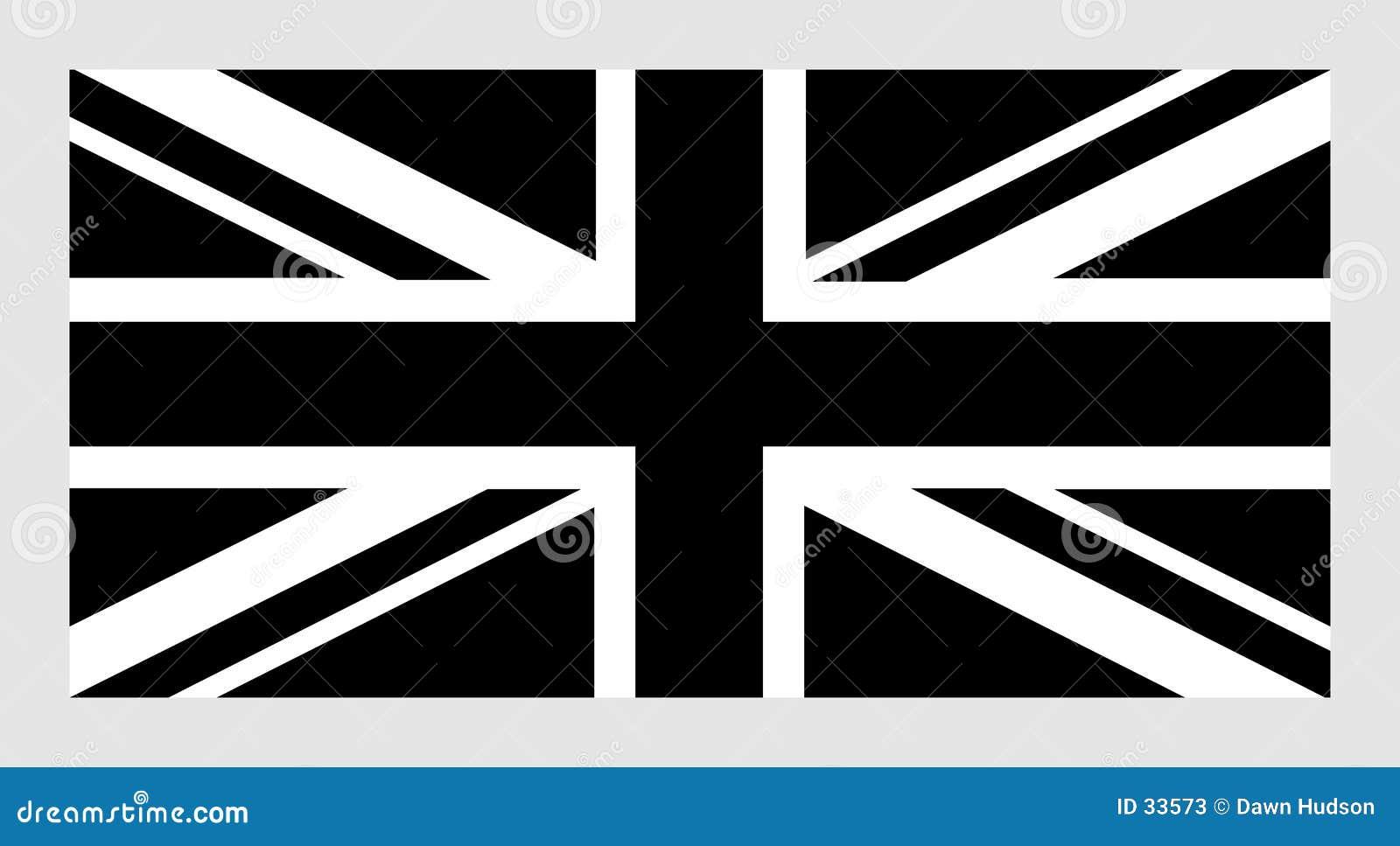 Het Pictogram van Union Jack