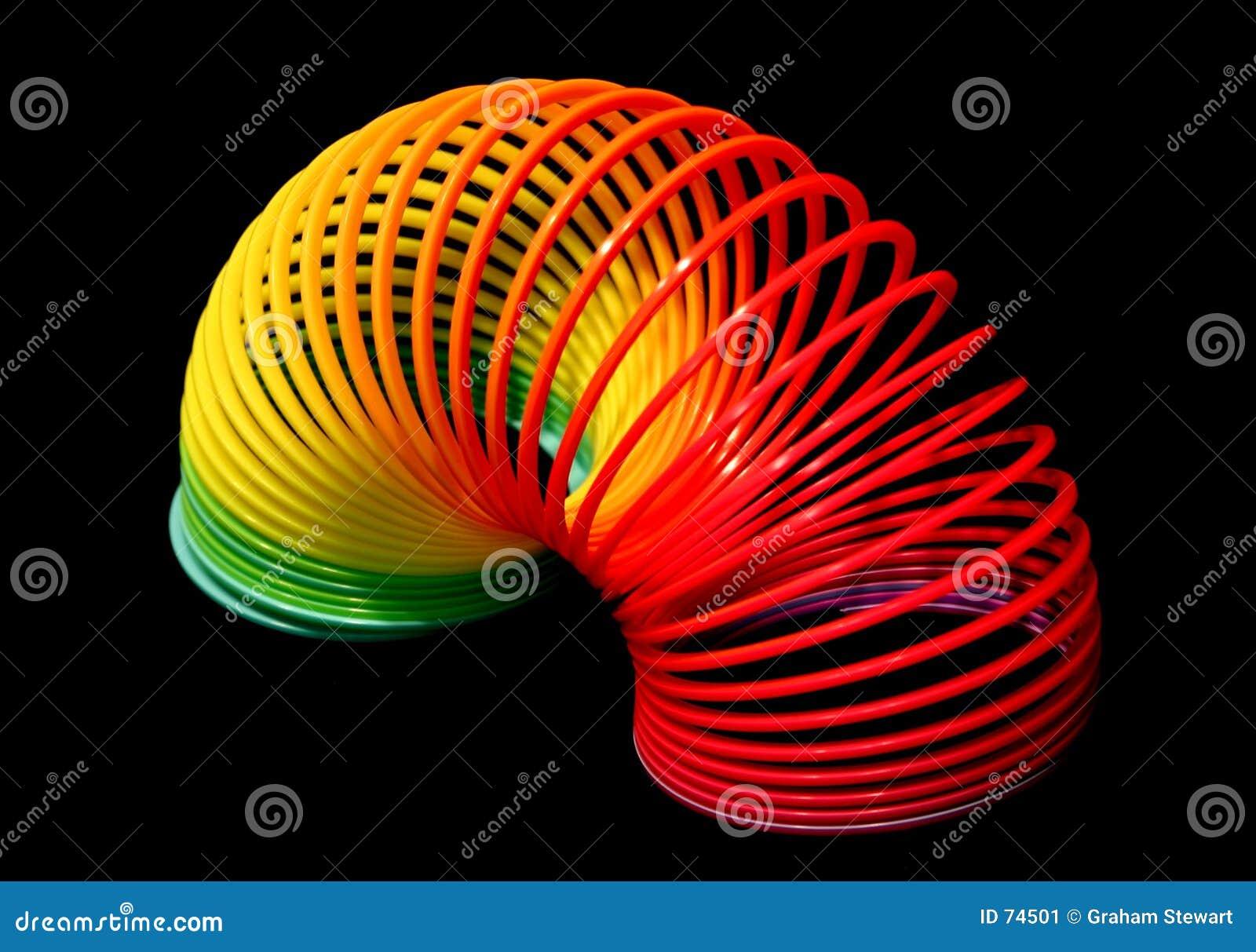 Het plastic Stuk speelgoed van de Lente