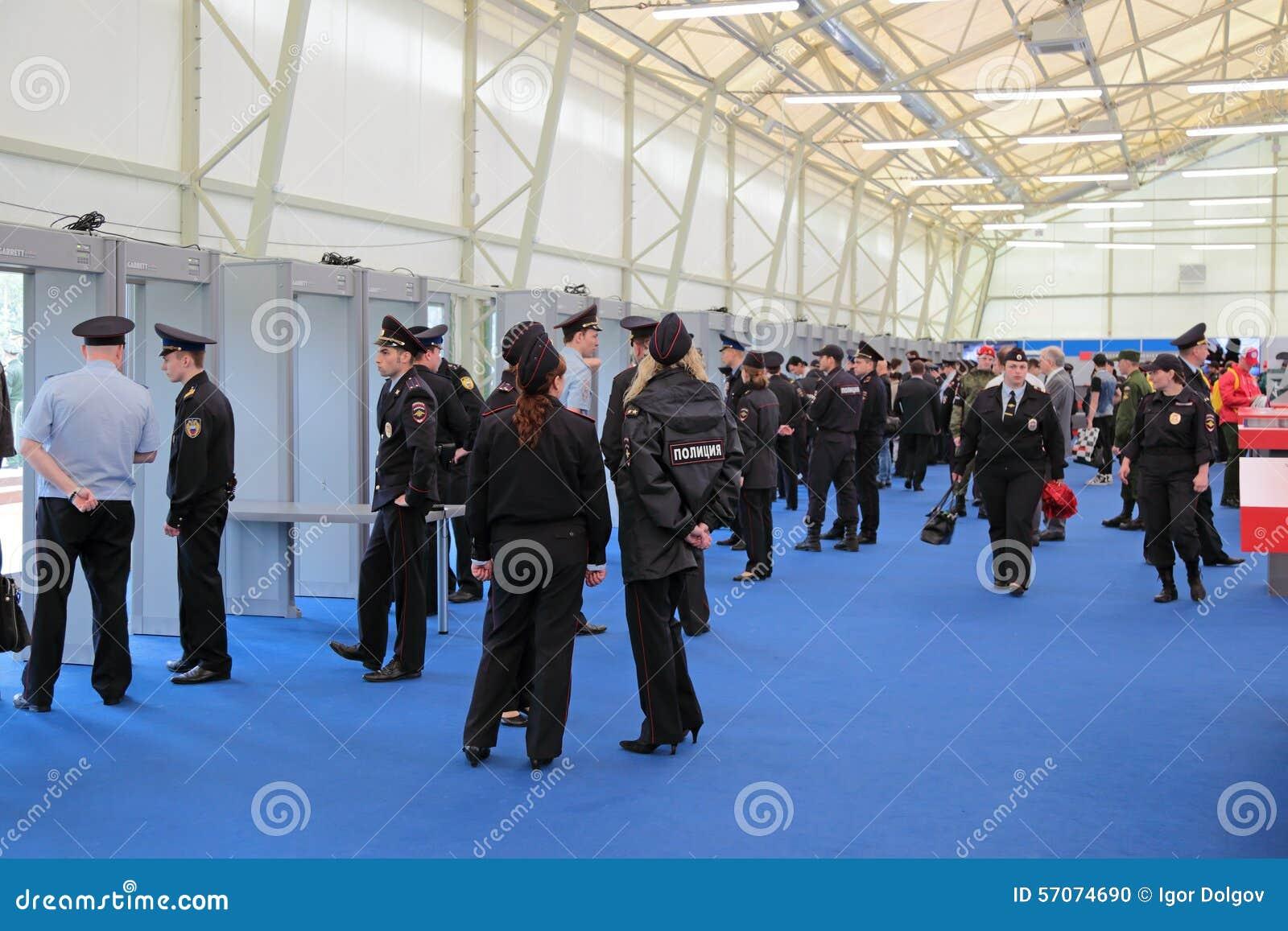 Het politiewerk