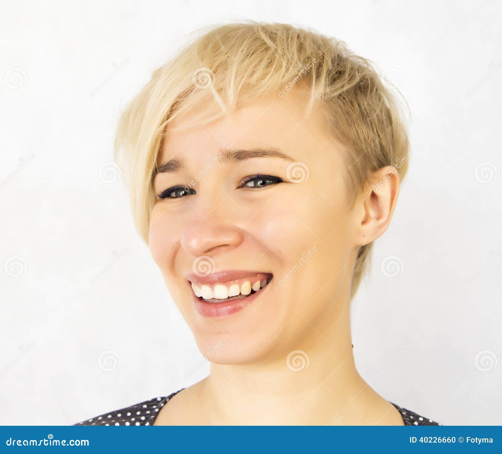 Het portret van de vrouw