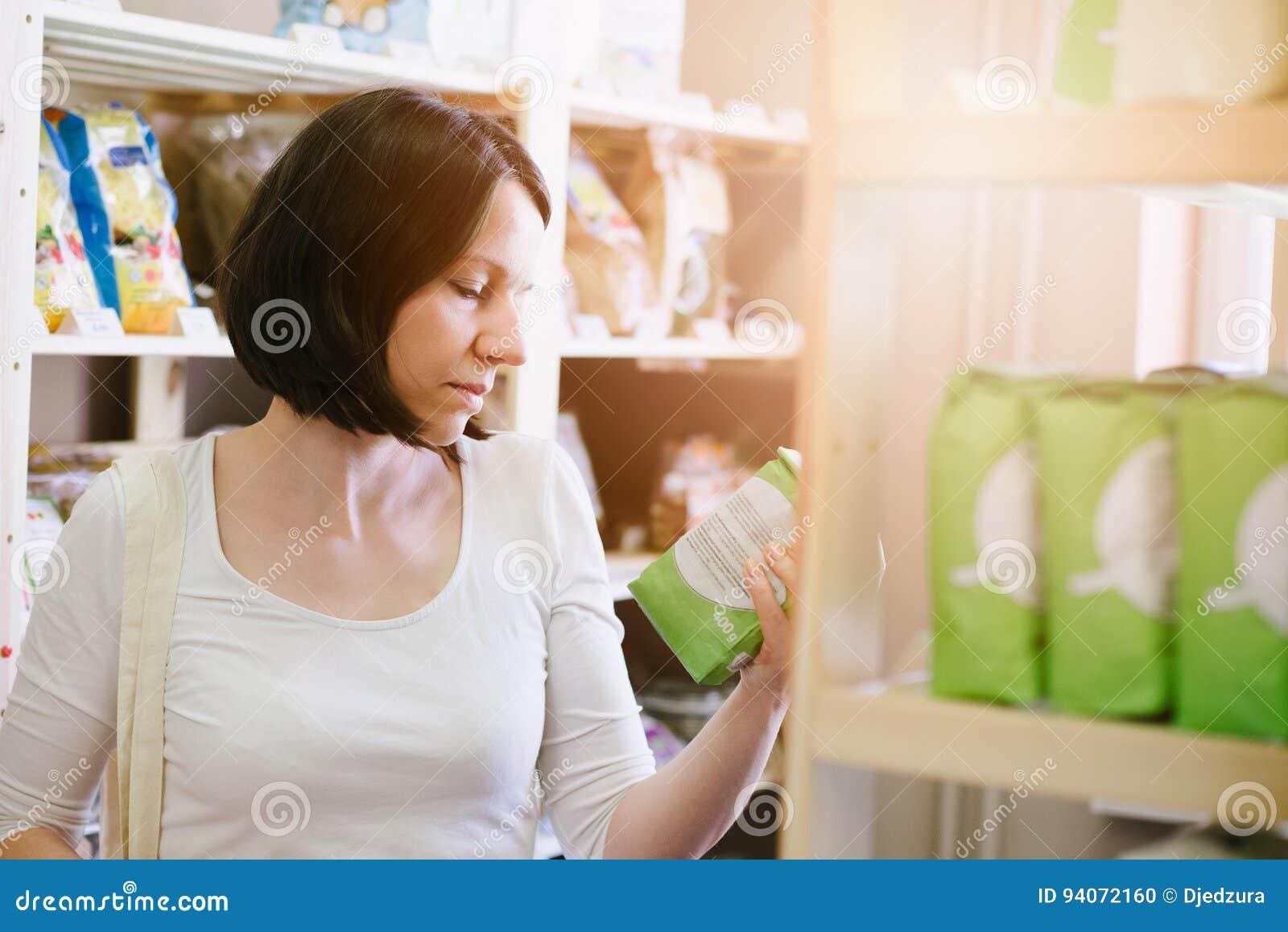 Het productinformatie van de vrouwenlezing over etiket