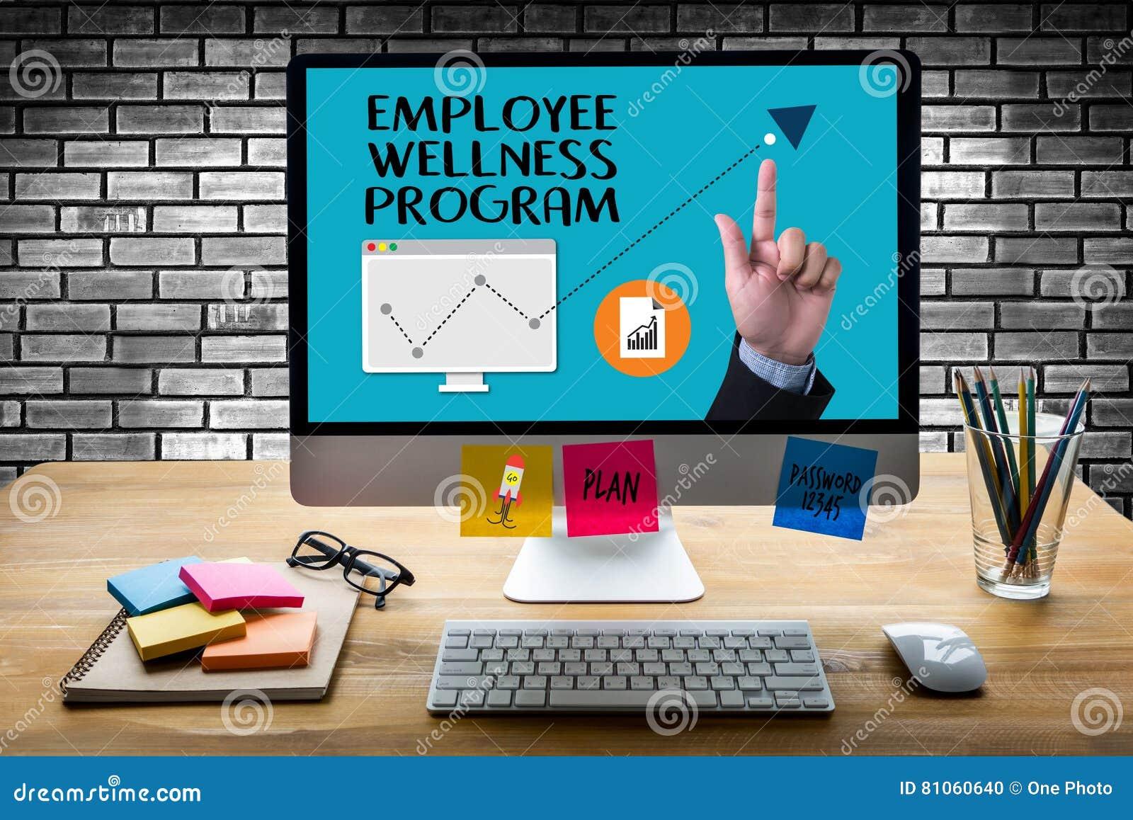 Het programma van werknemerswellness en het Leiden Werknemersgezondheid, employe