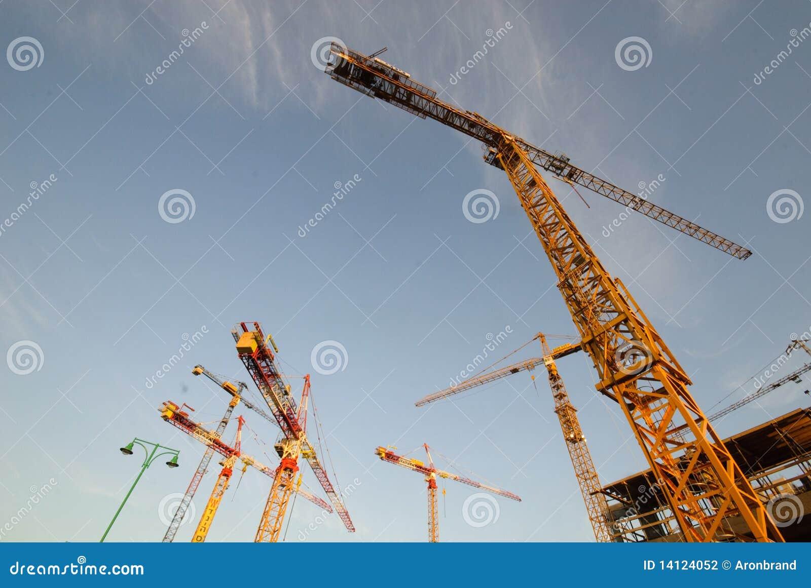 Het project van de bouw