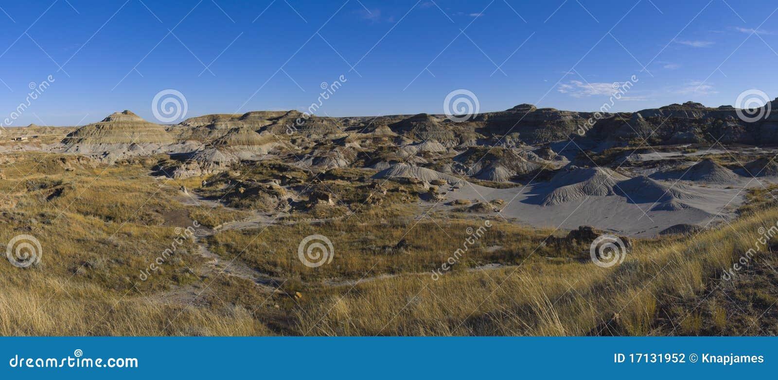 Het Provinciale Park van de dinosaurus