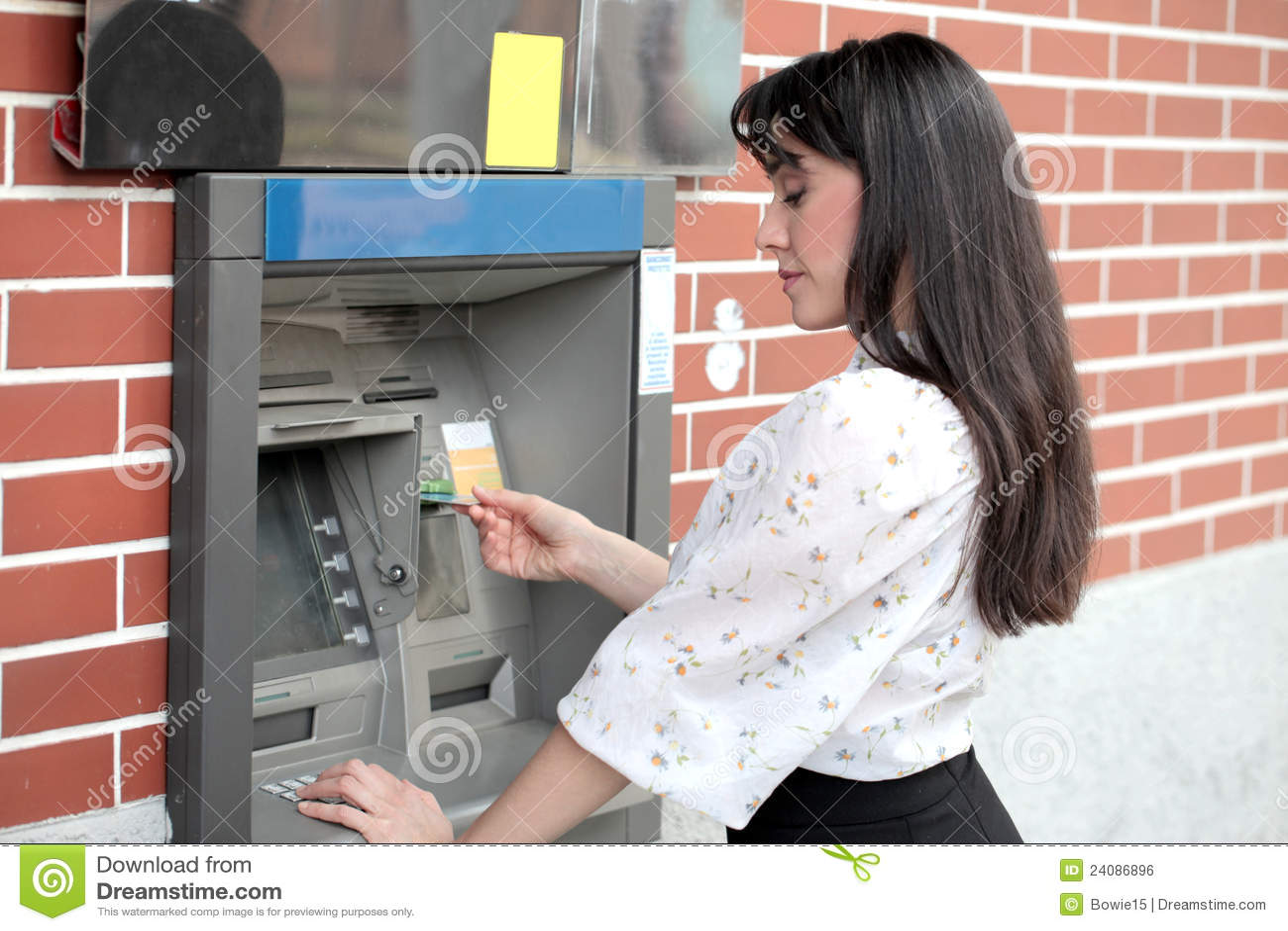 Het punt van het contante geld