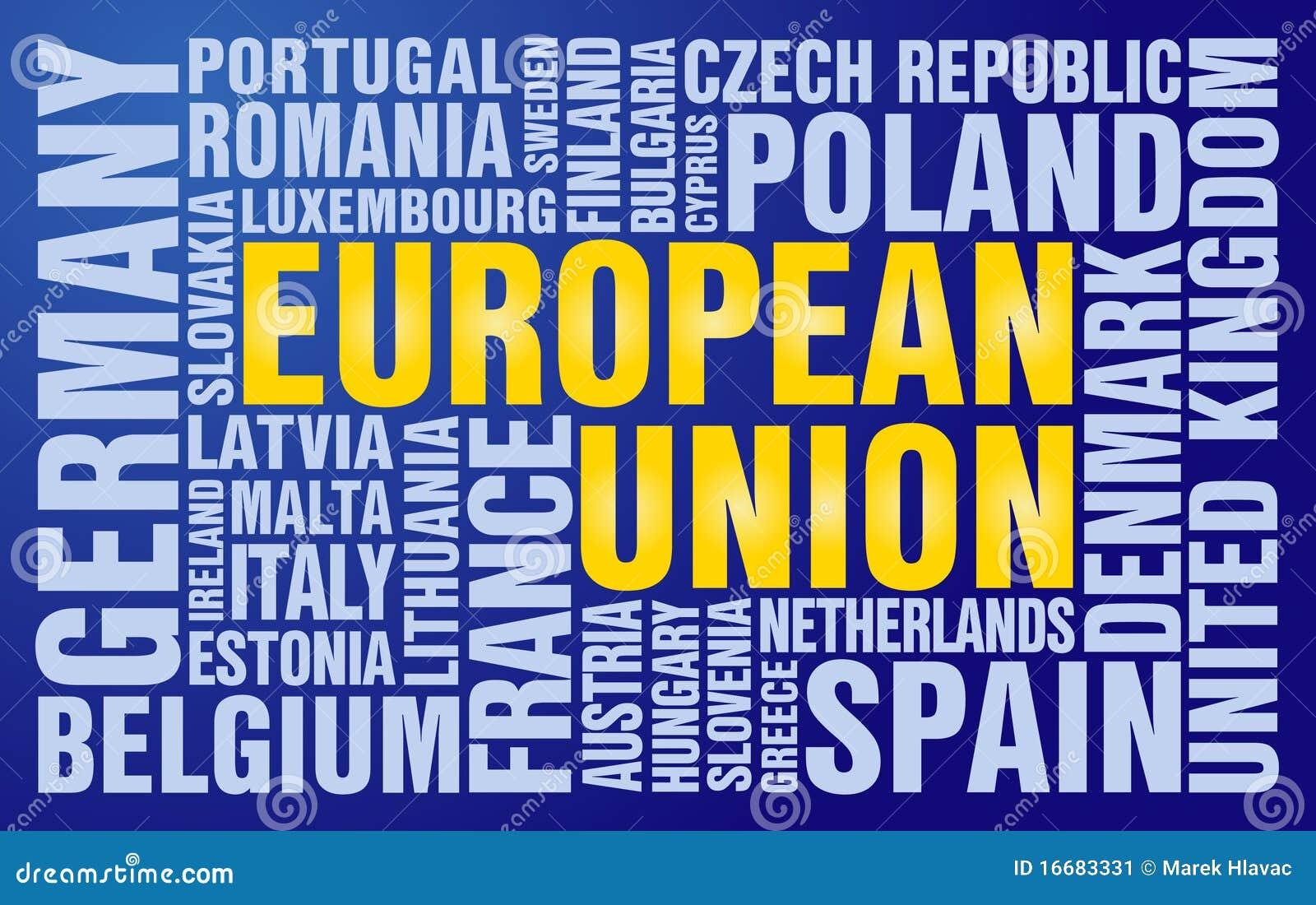 Het raadsel van de Europese Unie