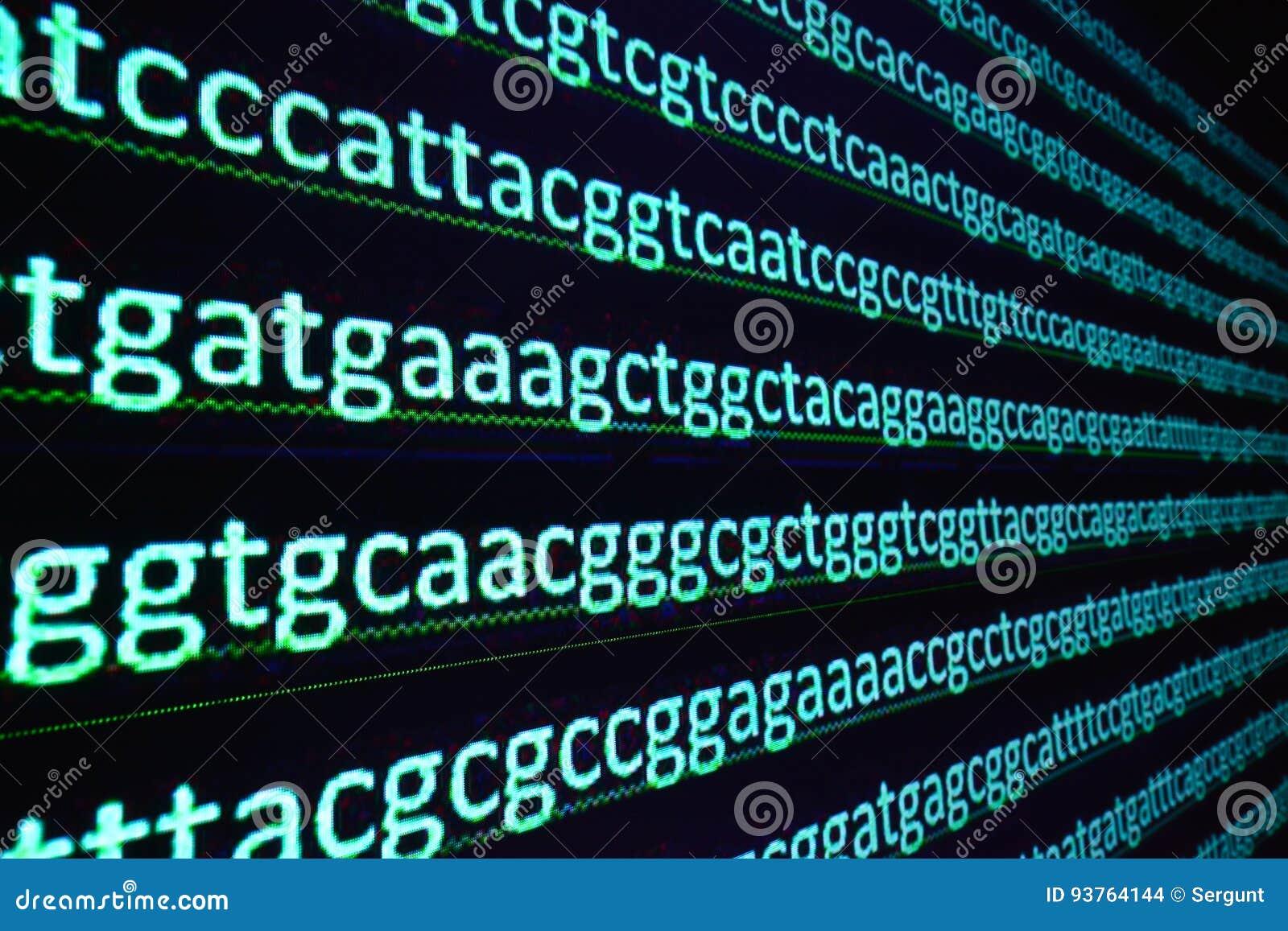 Het rangschikken van het gen