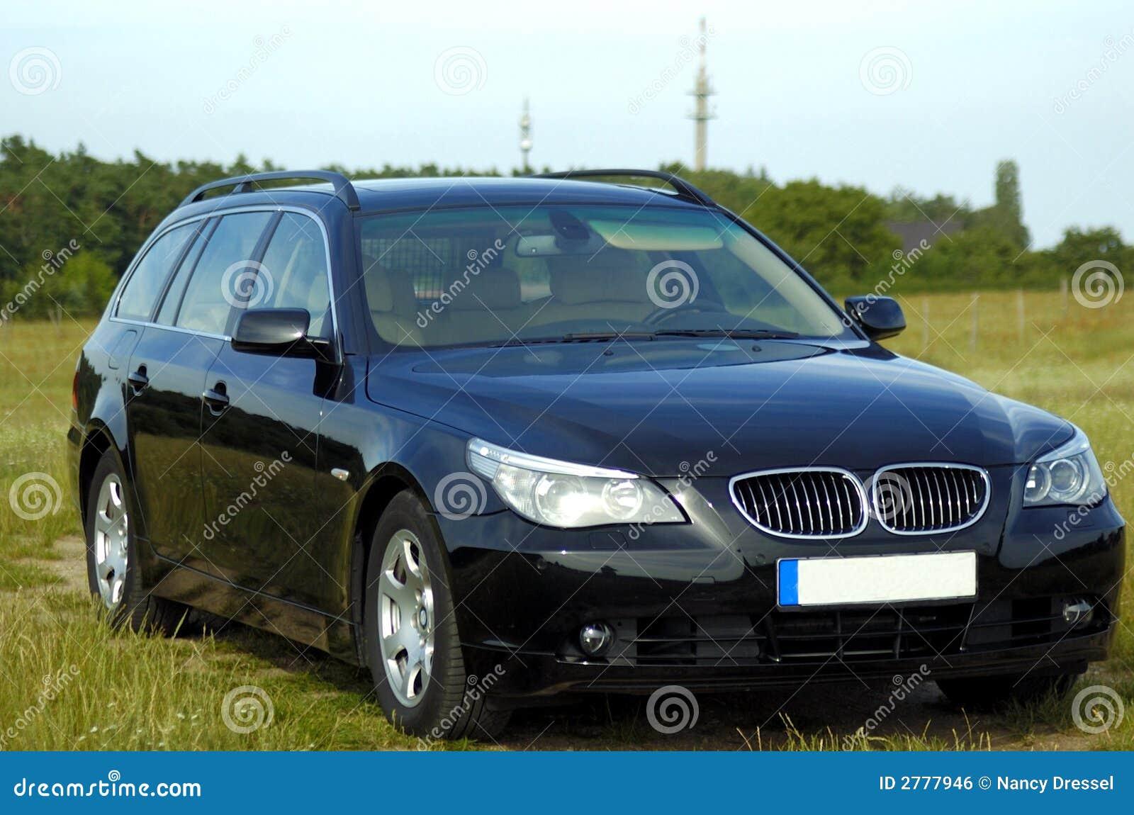 Het reizen van BMW
