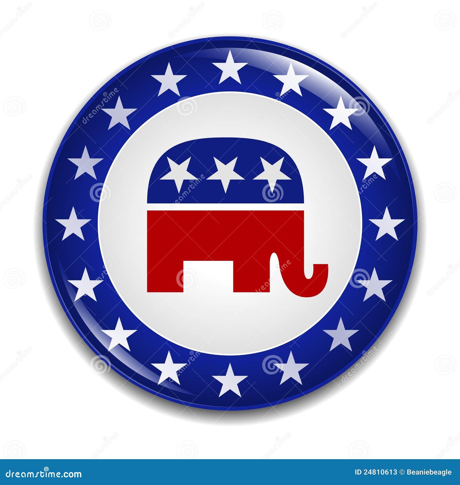 Het republikeinse Kenteken van het Embleem van de Partij