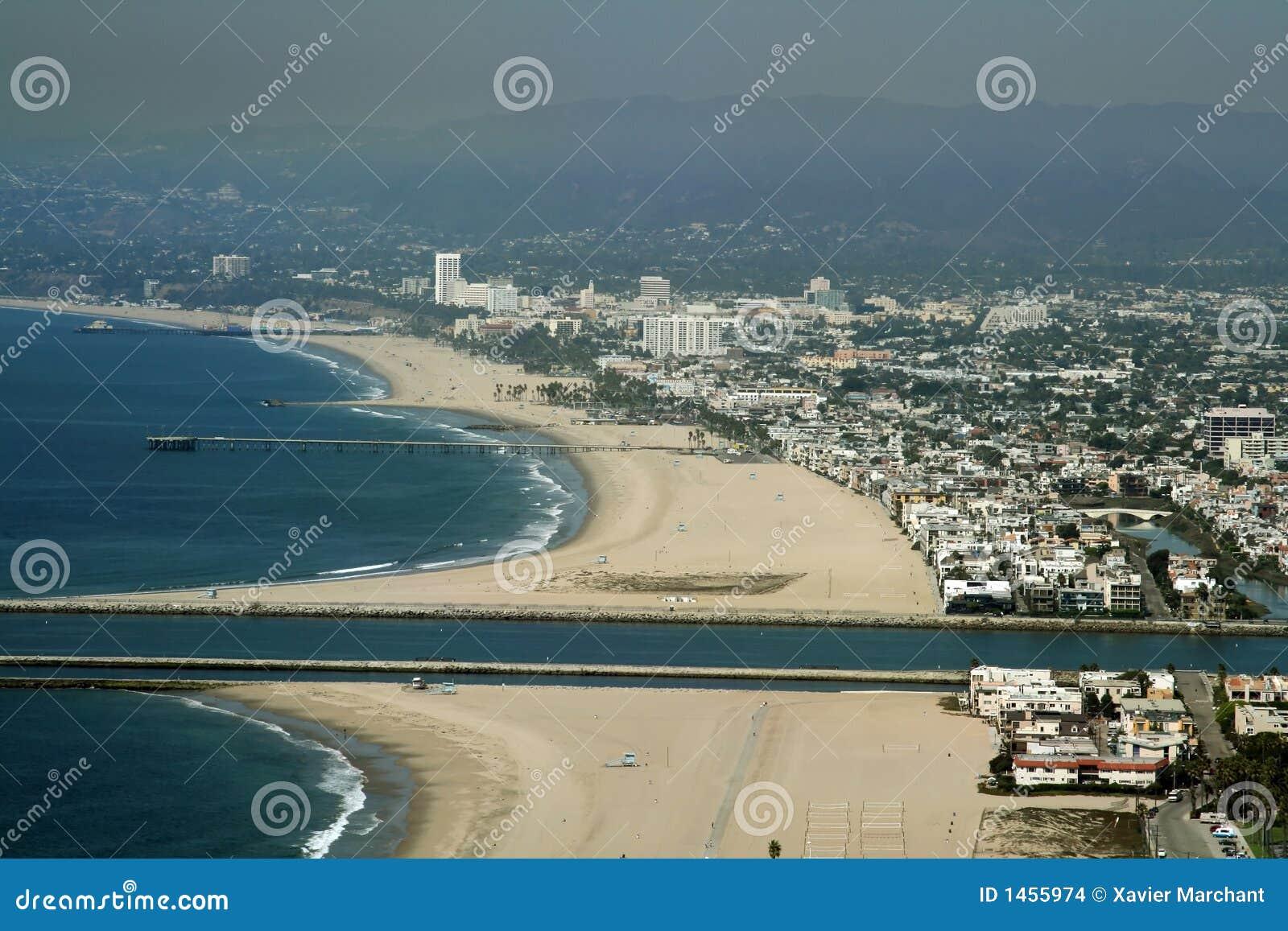 Het rey strand van de jachthaven del