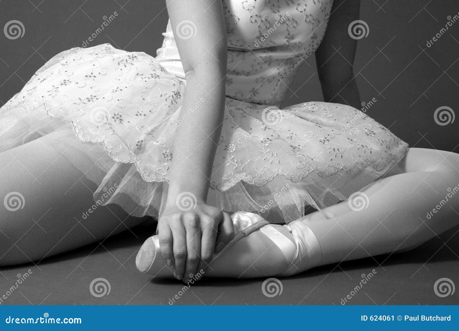 Het Rusten van de ballerina