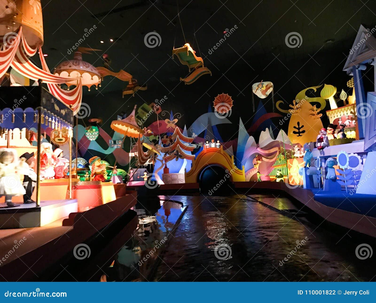 Het ` s een Kleine Wereldrit, Walt Disney World, Florida