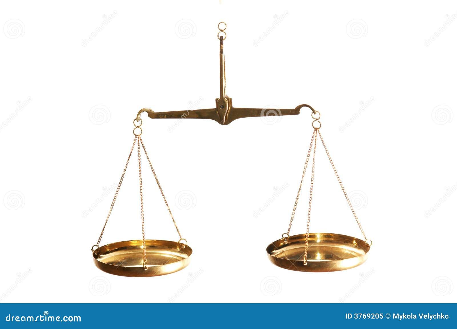Het saldo van de wet