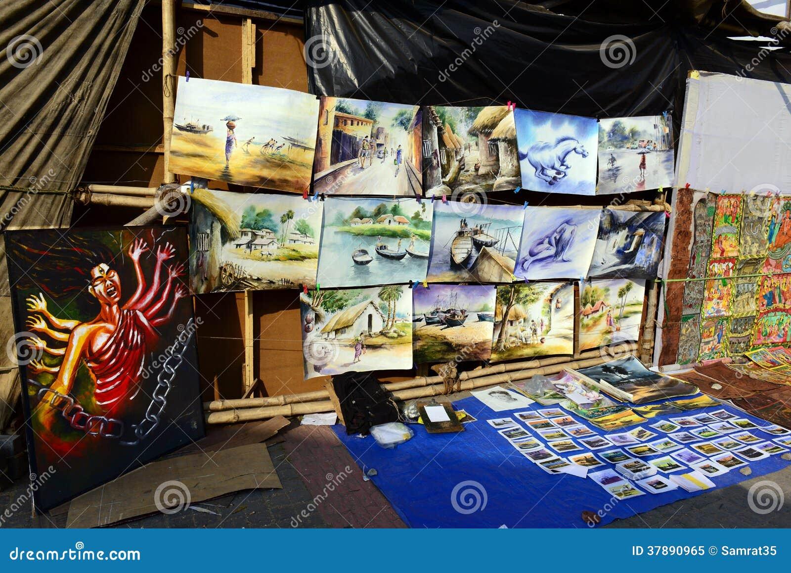 Het schilderen op Verkoop