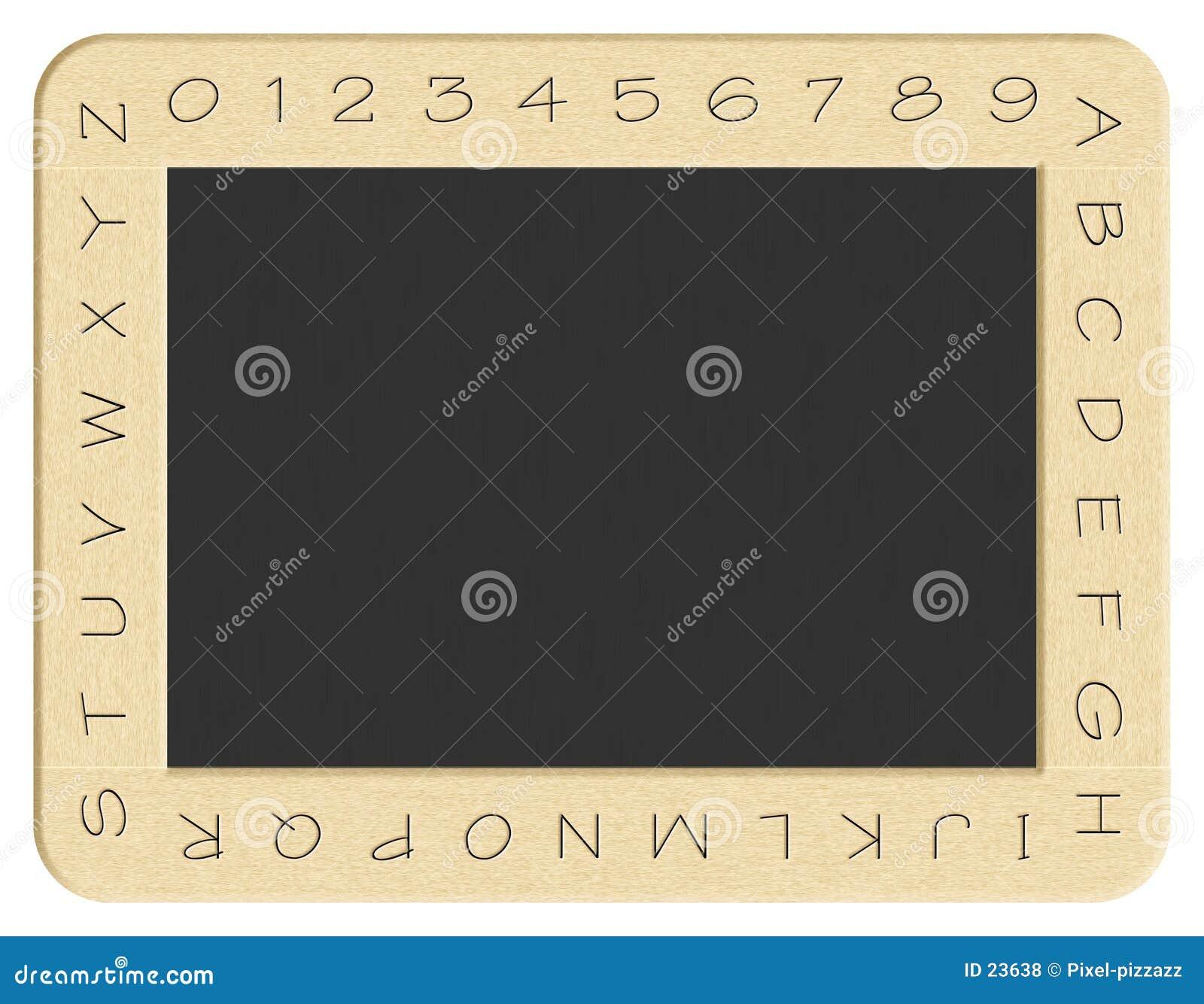 Het Schoolbord van het kind