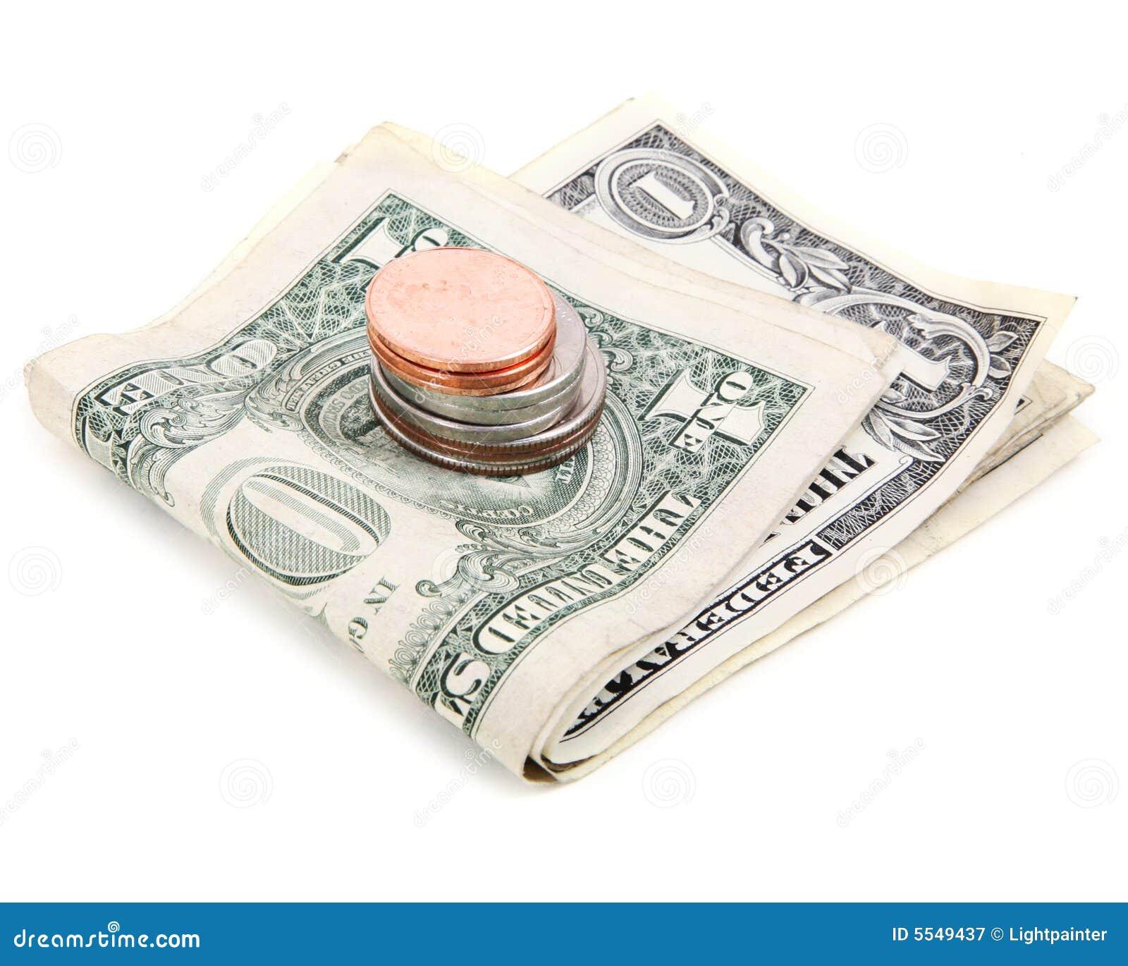 Het schot van het geld