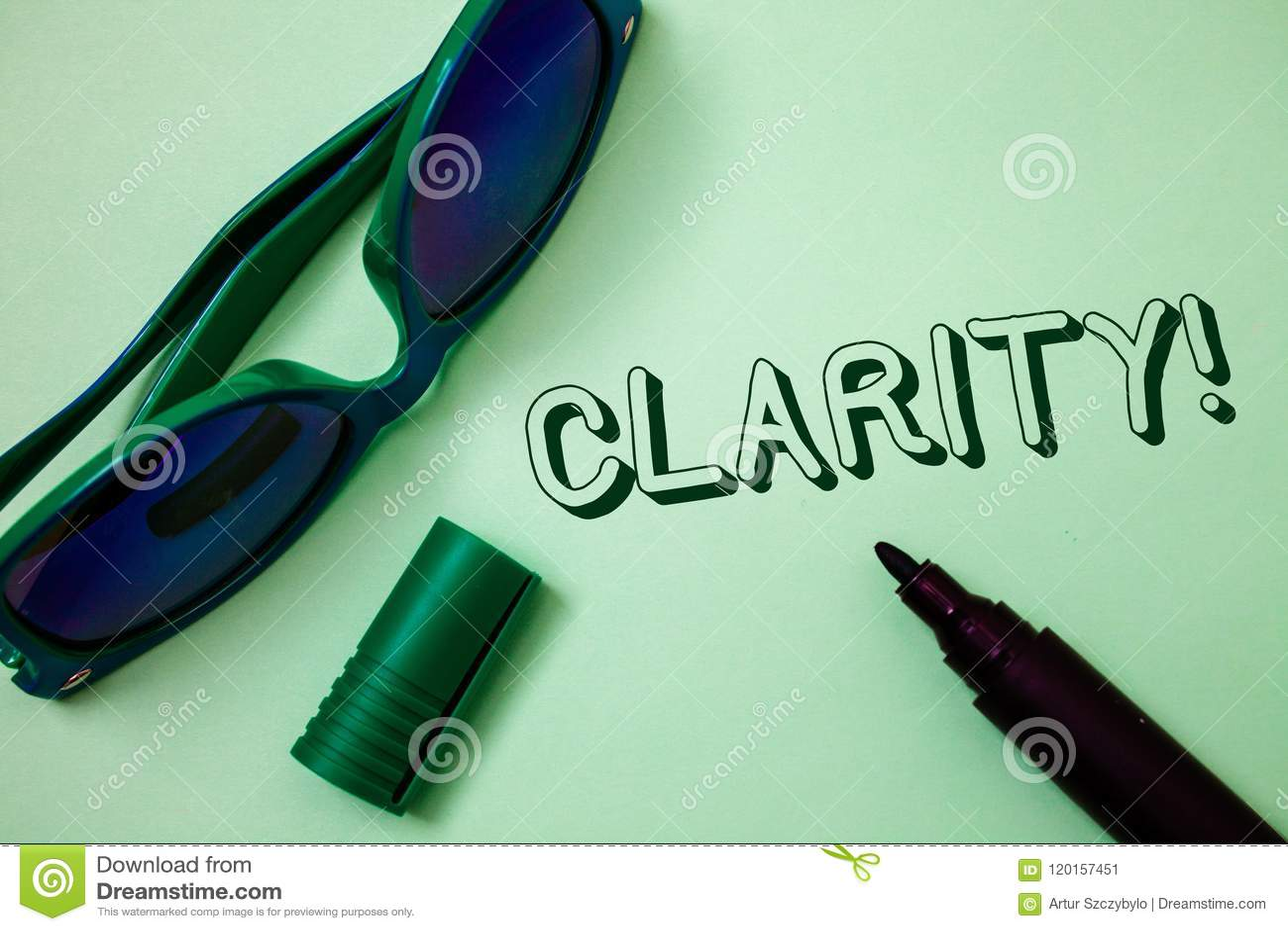 Het schrijven nota die Duidelijkheid tonen Van de de Precisiezuiverheid van de bedrijfsfoto demonstratiezekerheid van de de Begri
