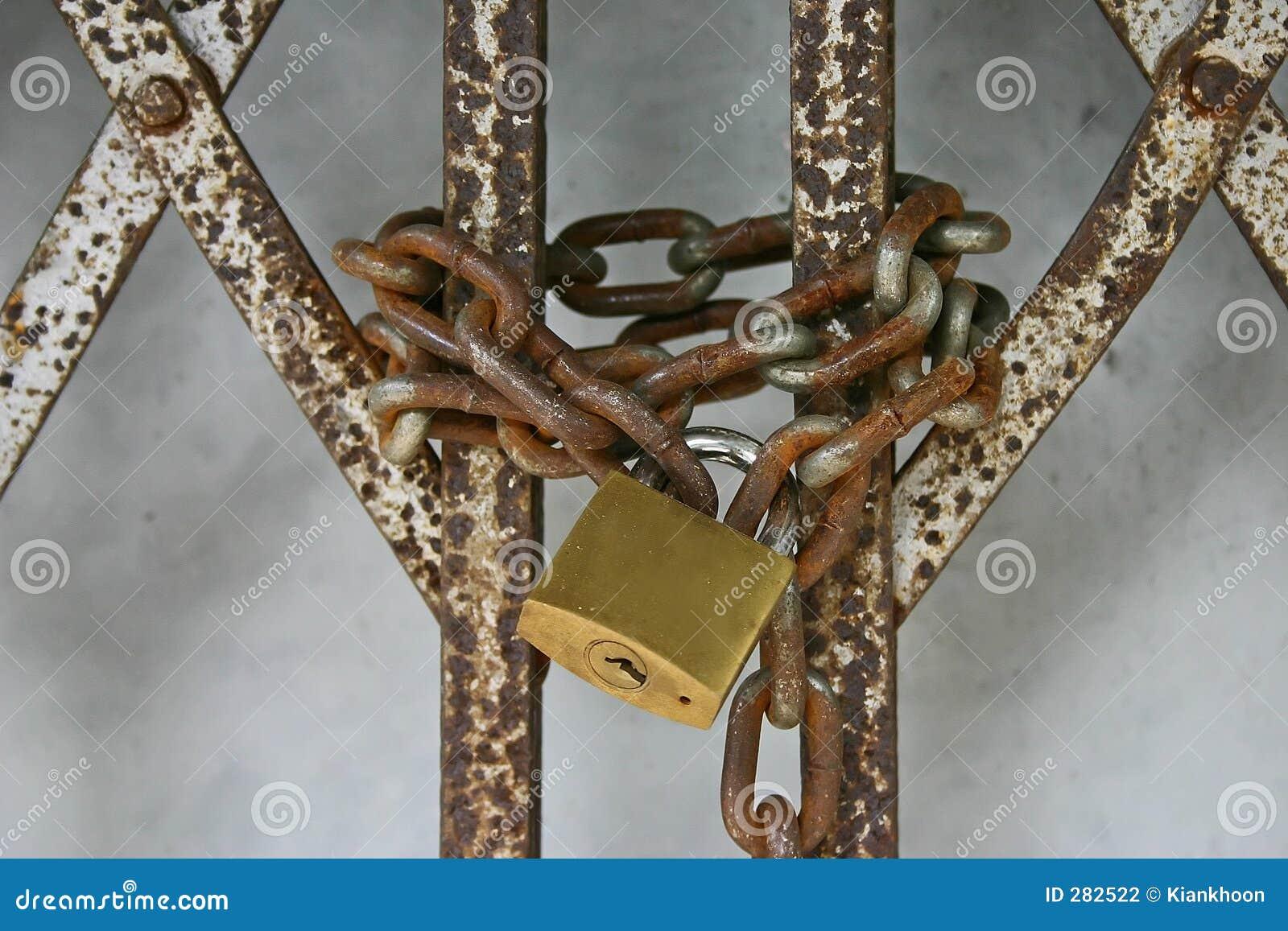 Het Slot van de poort
