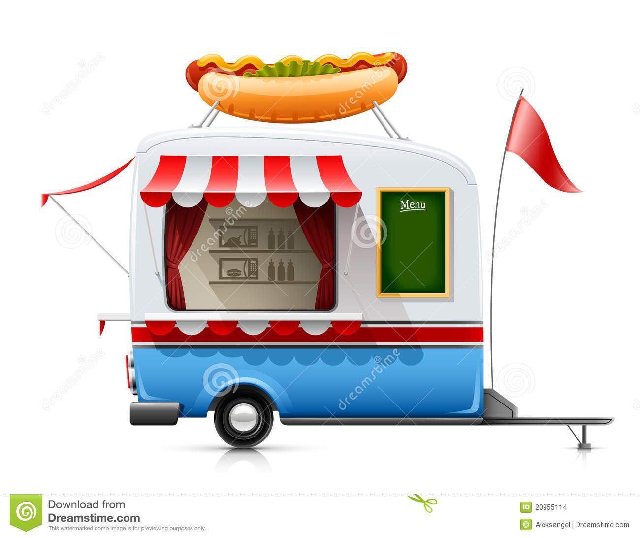 A Sample Hot Dog Cart Business Plan Template