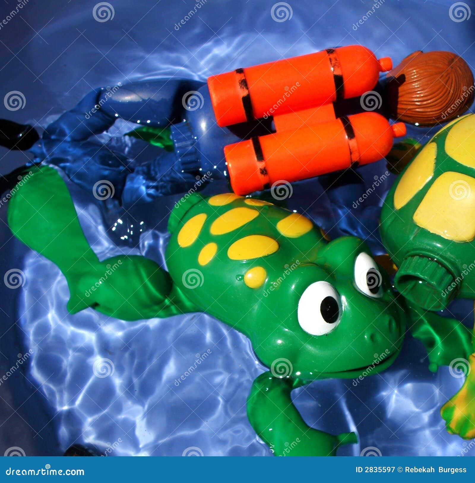Het speelgoed van het bad royalty vrije stock fotografie afbeelding 2835597 - Verkoop van bad ...
