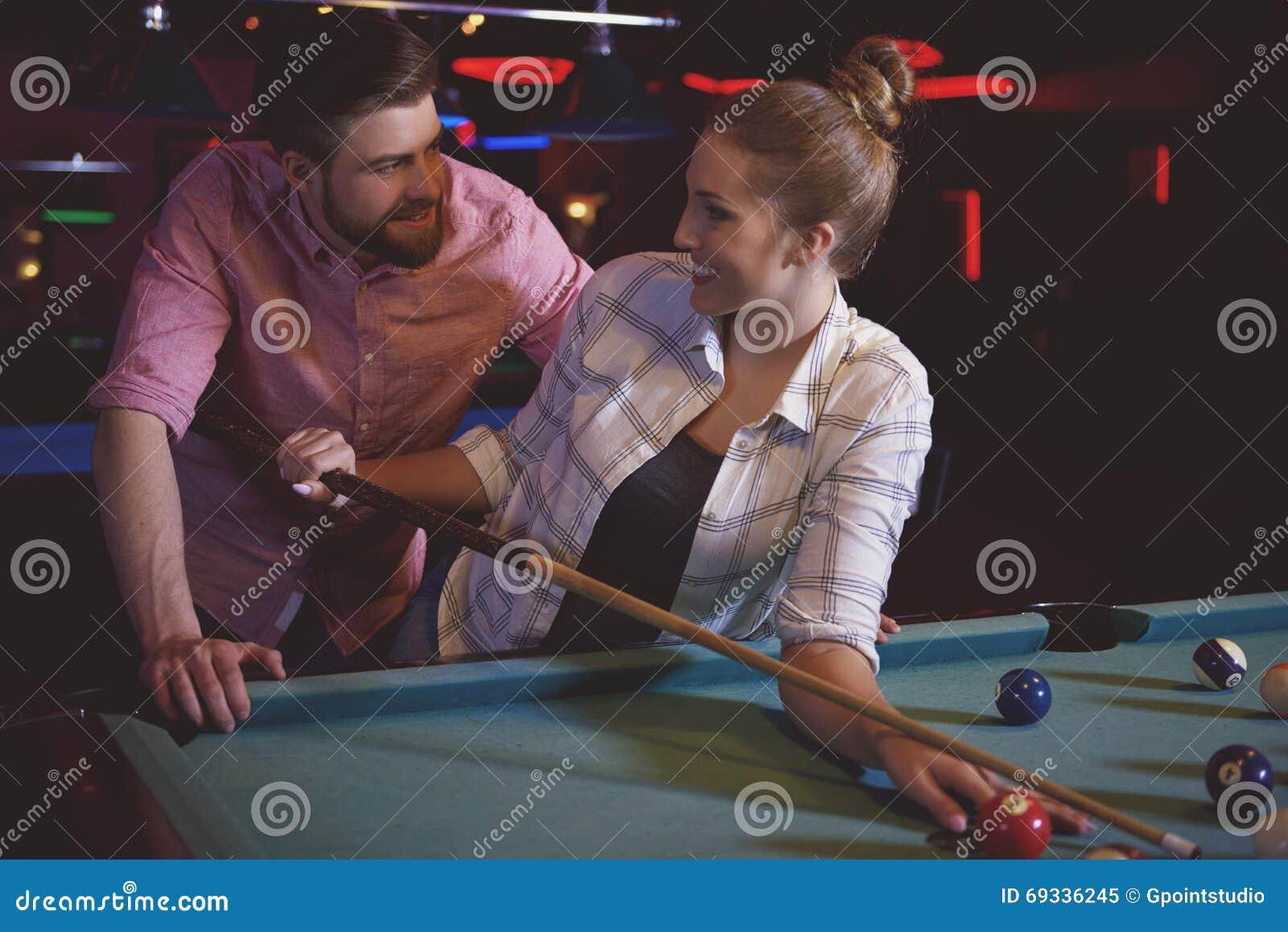 Het Spel van de pool