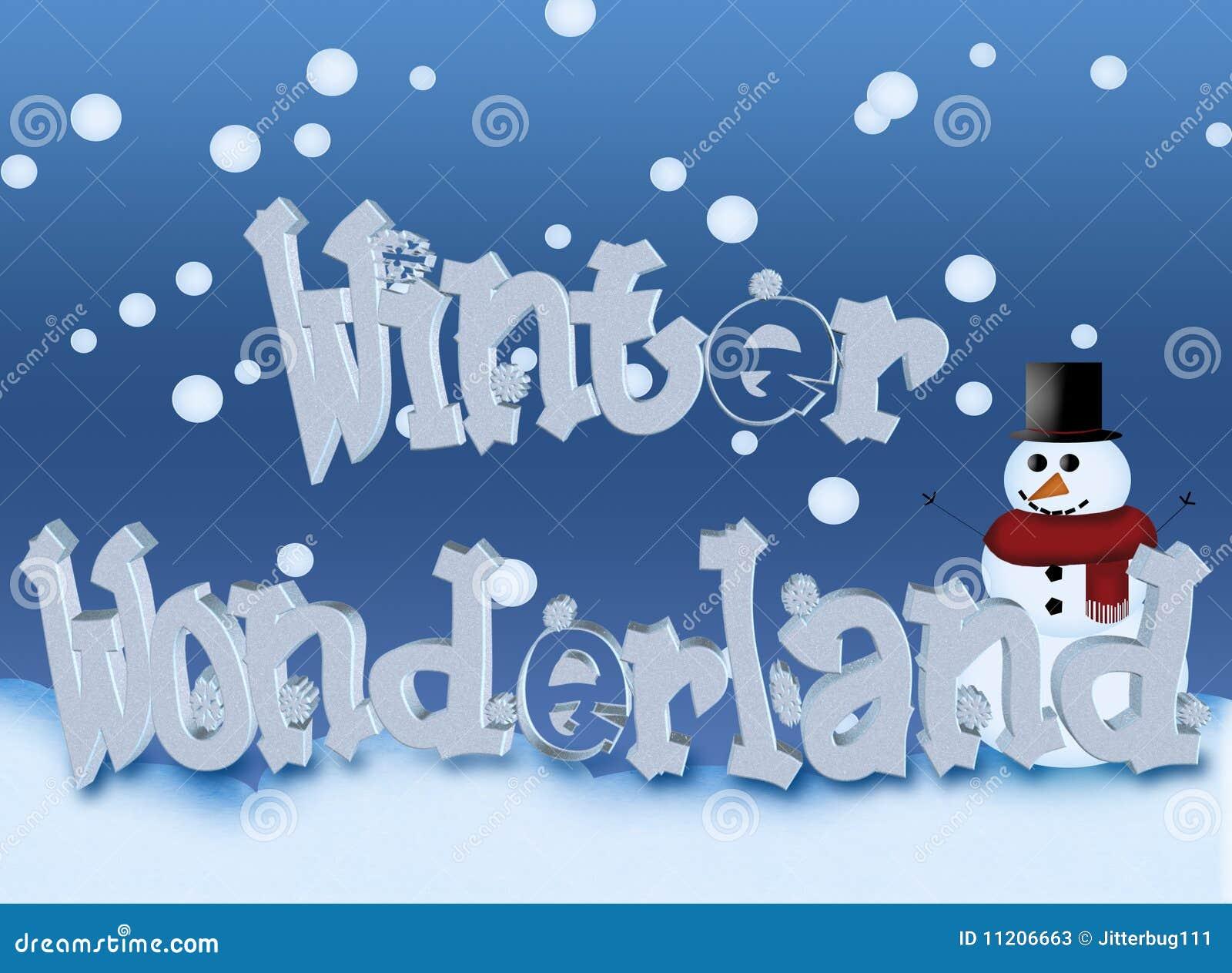 Het Sprookjesland van de winter