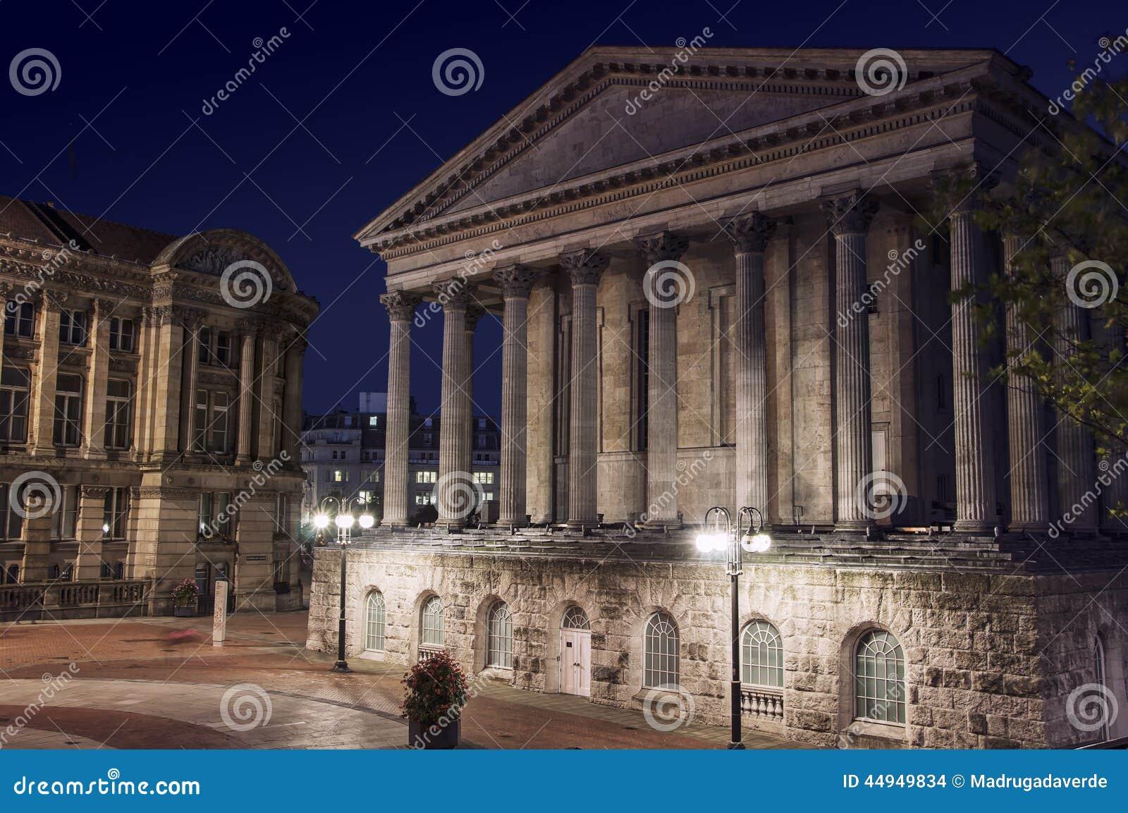 Het Stadhuis van Birmingham